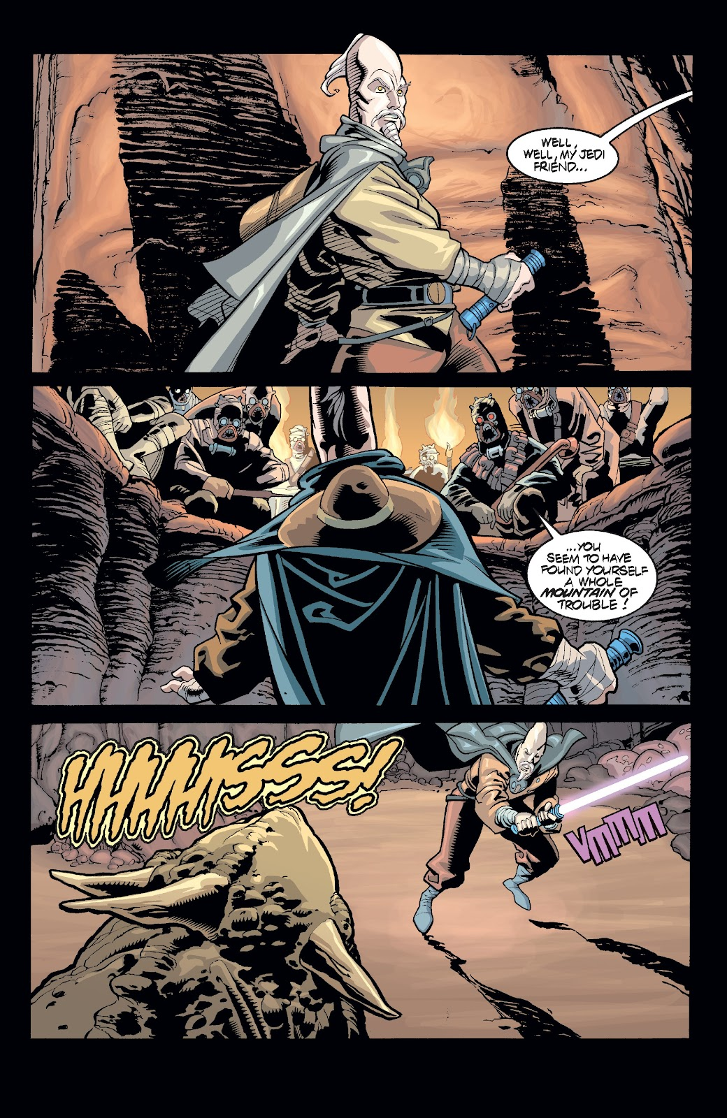 Read online Star Wars Legends Epic Collection: The Menace Revealed comic -  Issue # TPB (Part 2) - 66
