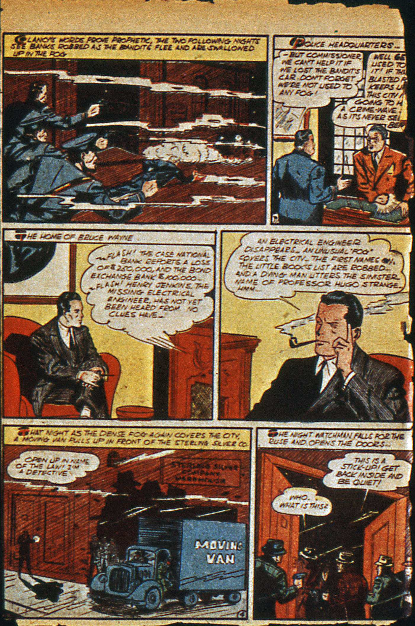 Read online Detective Comics (1937) comic -  Issue #36 - 8