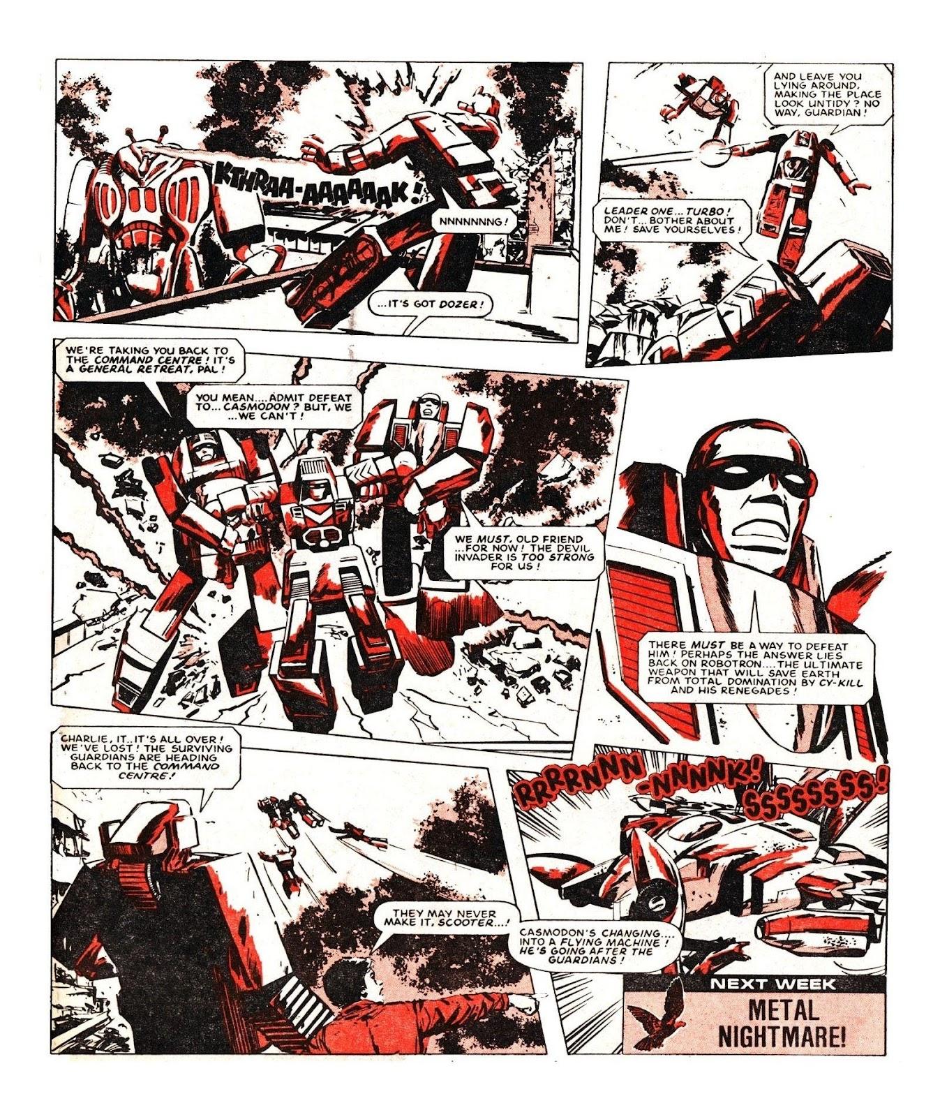 Read online Robo Machines comic -  Issue # TPB - 108