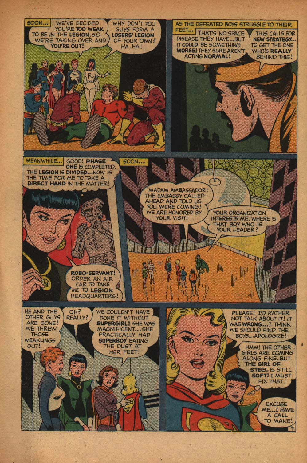 Read online Adventure Comics (1938) comic -  Issue #368 - 22