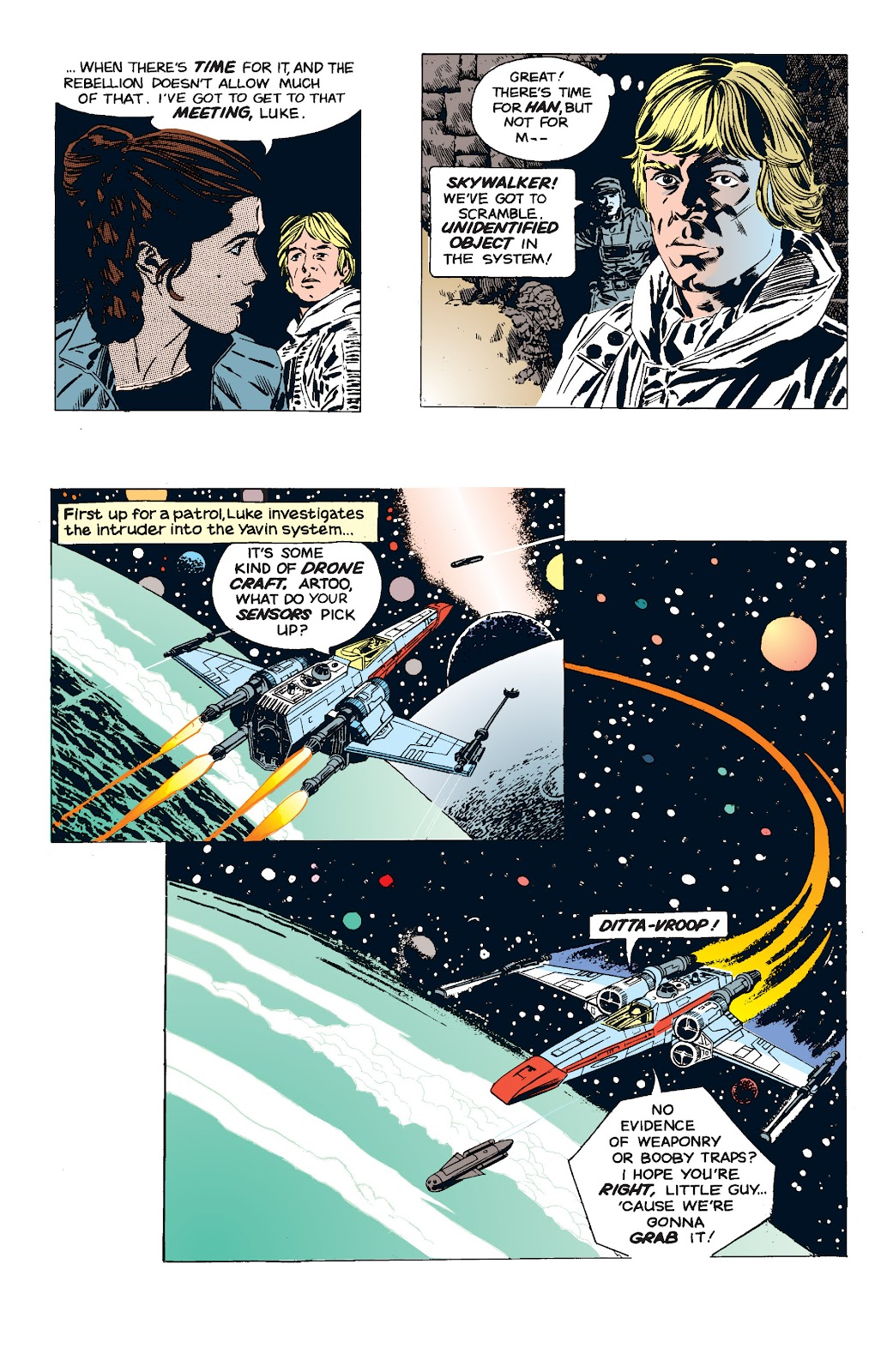 Read online Star Wars Legends: The Newspaper Strips - Epic Collection comic -  Issue # TPB (Part 5) - 30