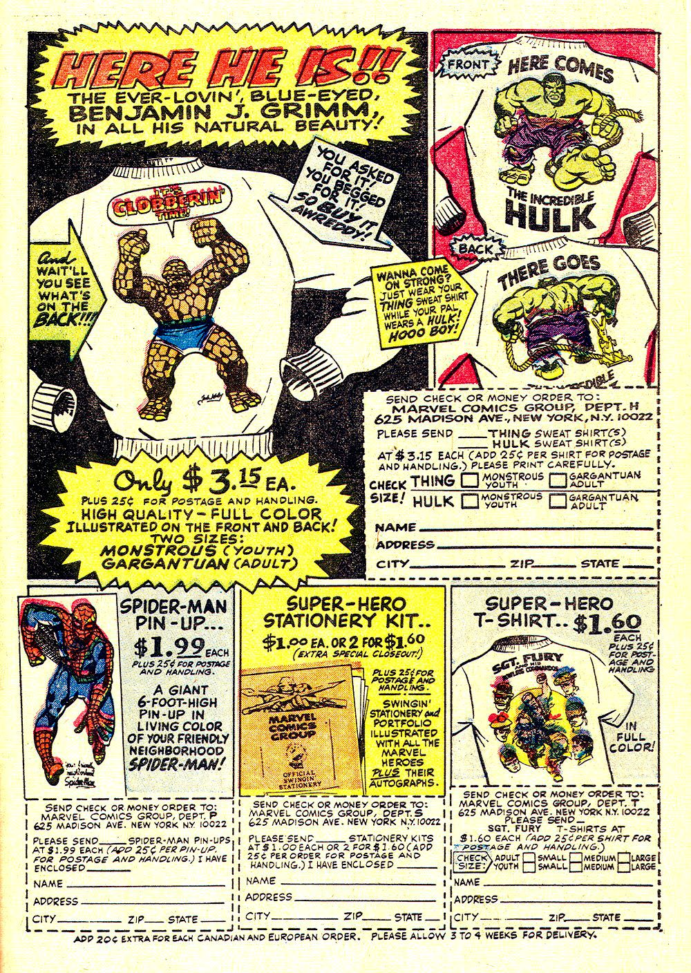 Read online Sgt. Fury comic -  Issue #32 - 31