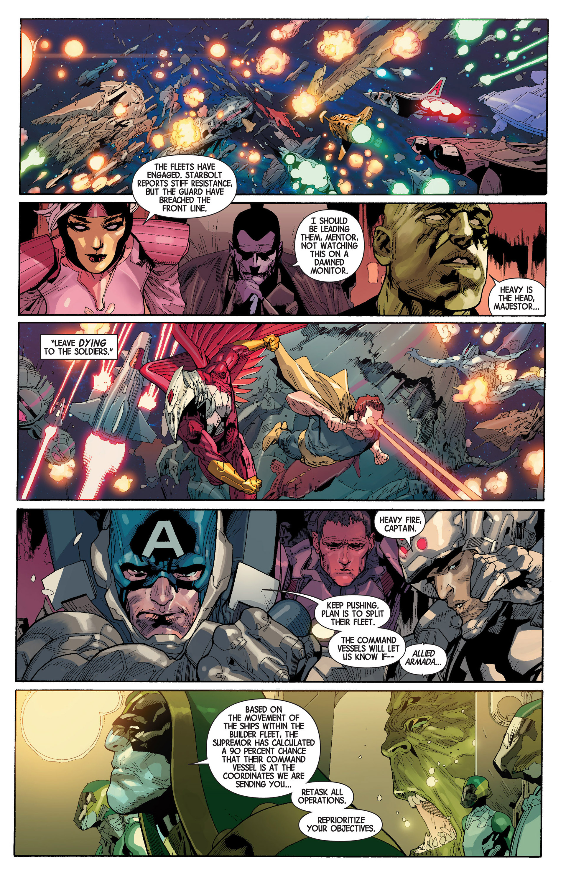 Read online Avengers (2013) comic -  Issue #18 - 21