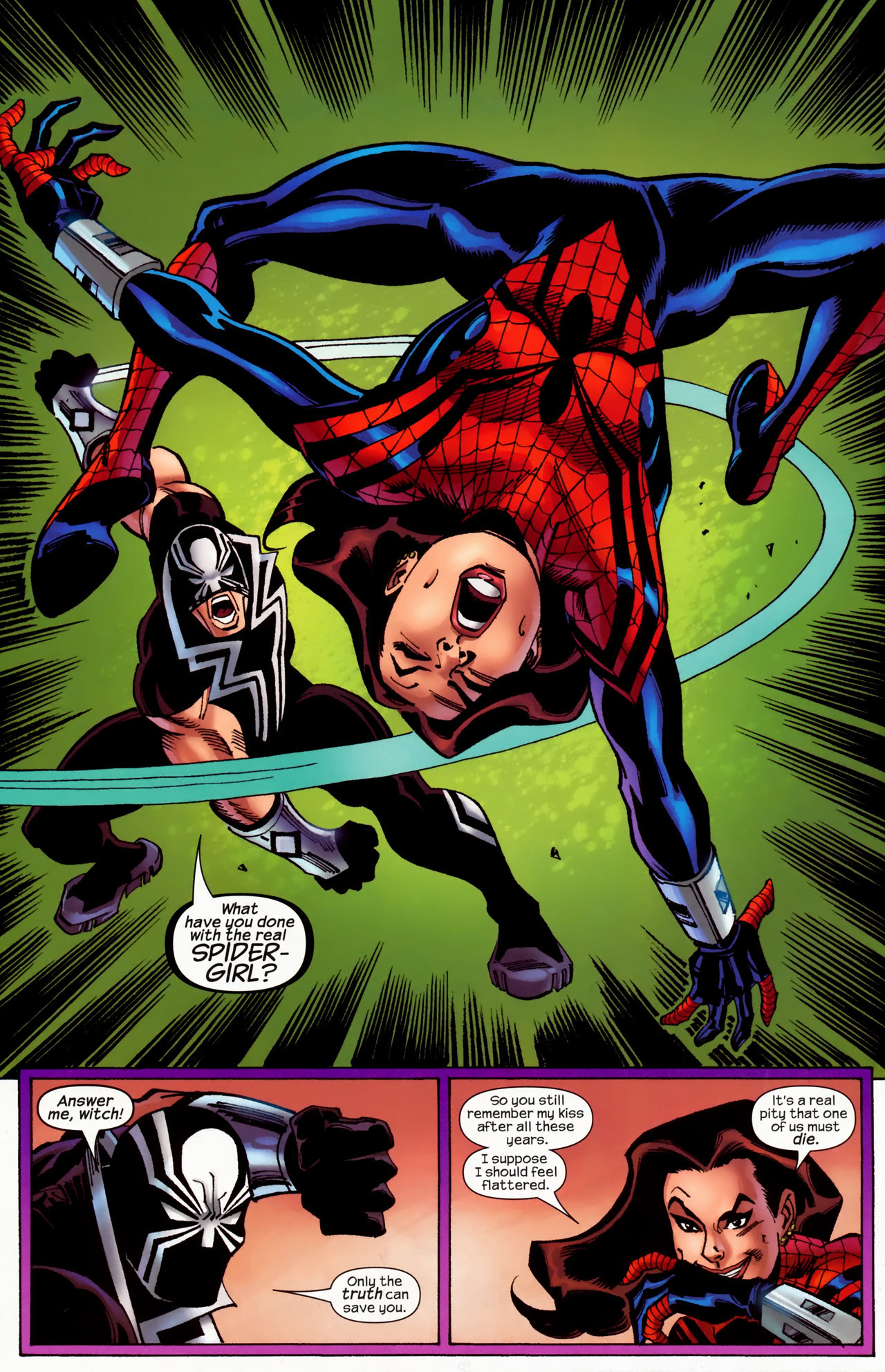 Read online Amazing Spider-Girl comic -  Issue #27 - 17