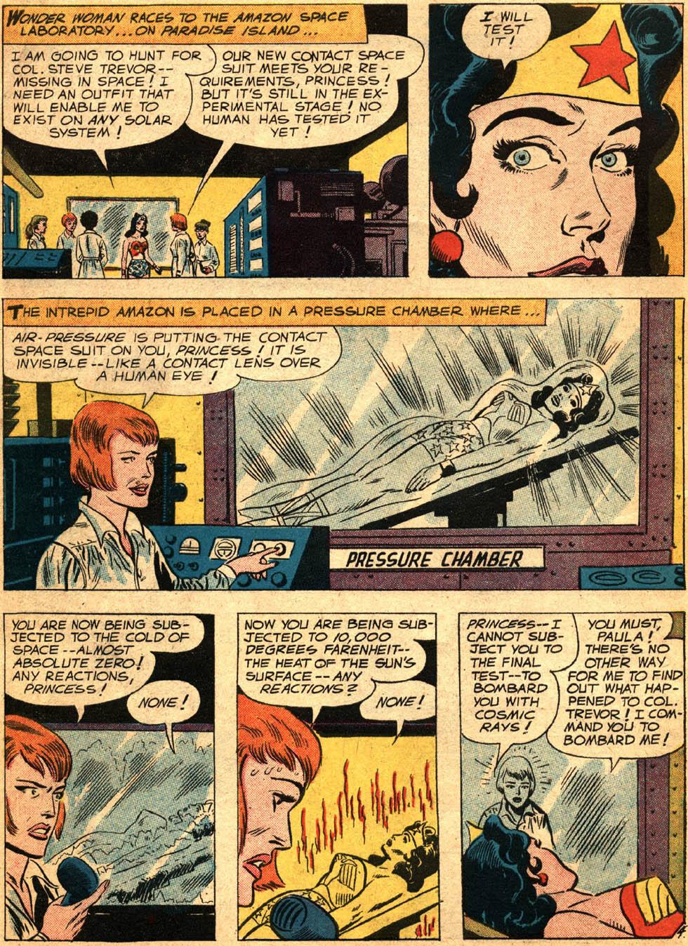 Read online Wonder Woman (1942) comic -  Issue #99 - 6