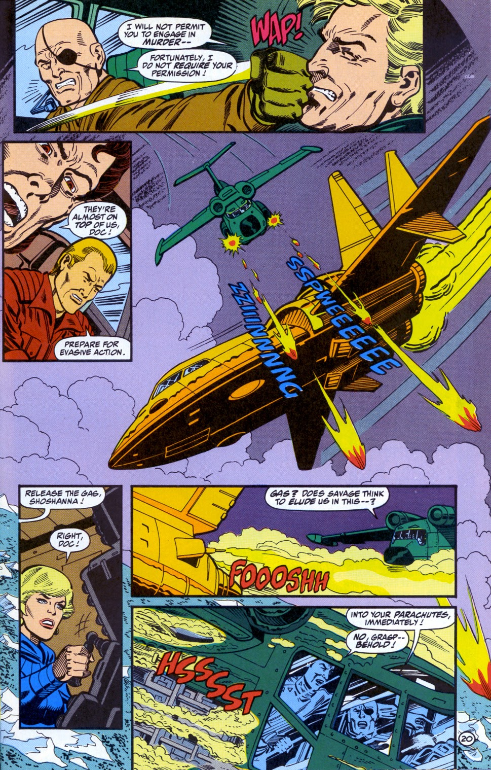 Doc Savage (1988) issue 12 - Page 22
