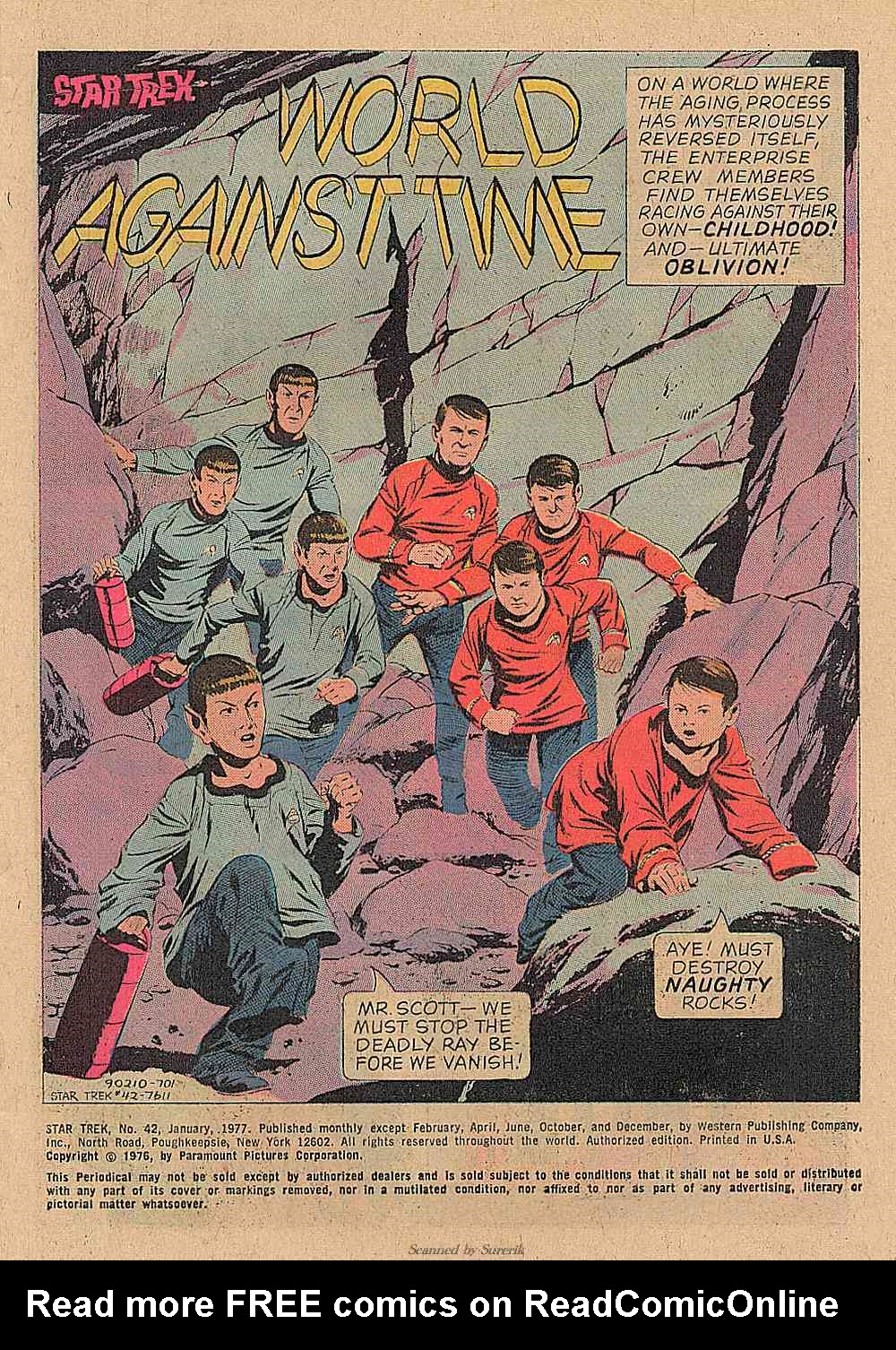 Star Trek (1967) issue 42 - Page 2