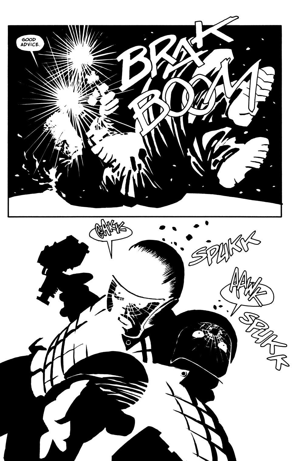 Read online Sin City: That Yellow Bastard comic -  Issue #6 - 32