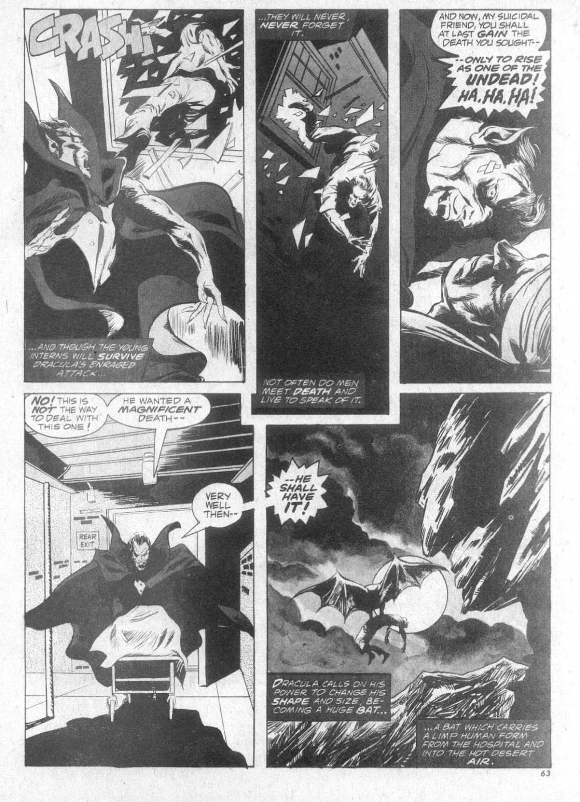 Dracula Lives issue 5 - Page 59
