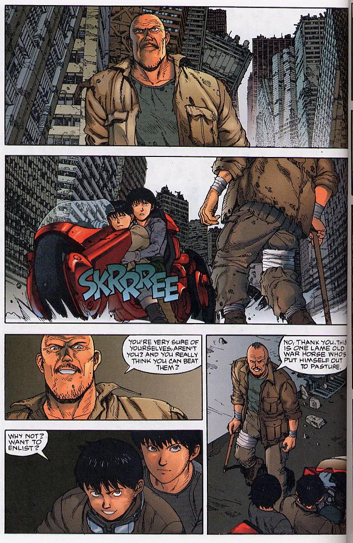 Read online Akira comic -  Issue #38 - 30