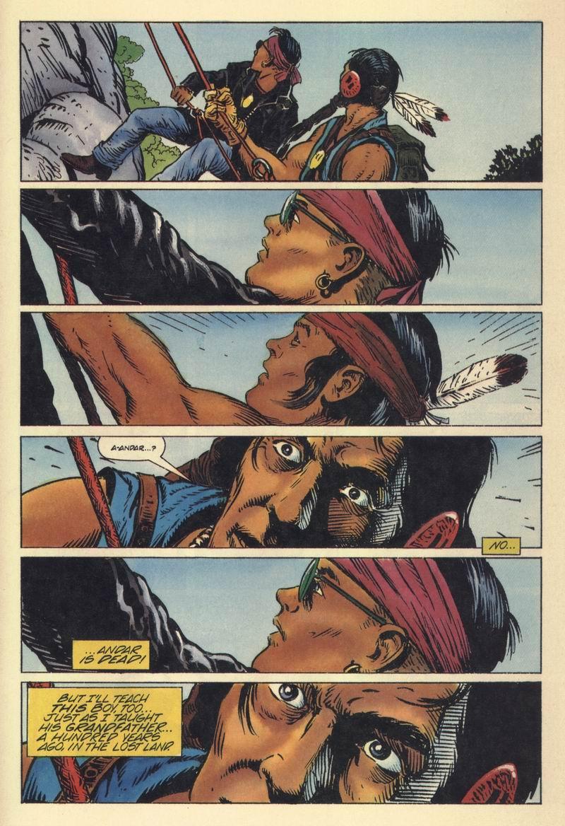 Read online Turok, Dinosaur Hunter (1993) comic -  Issue #7 - 15