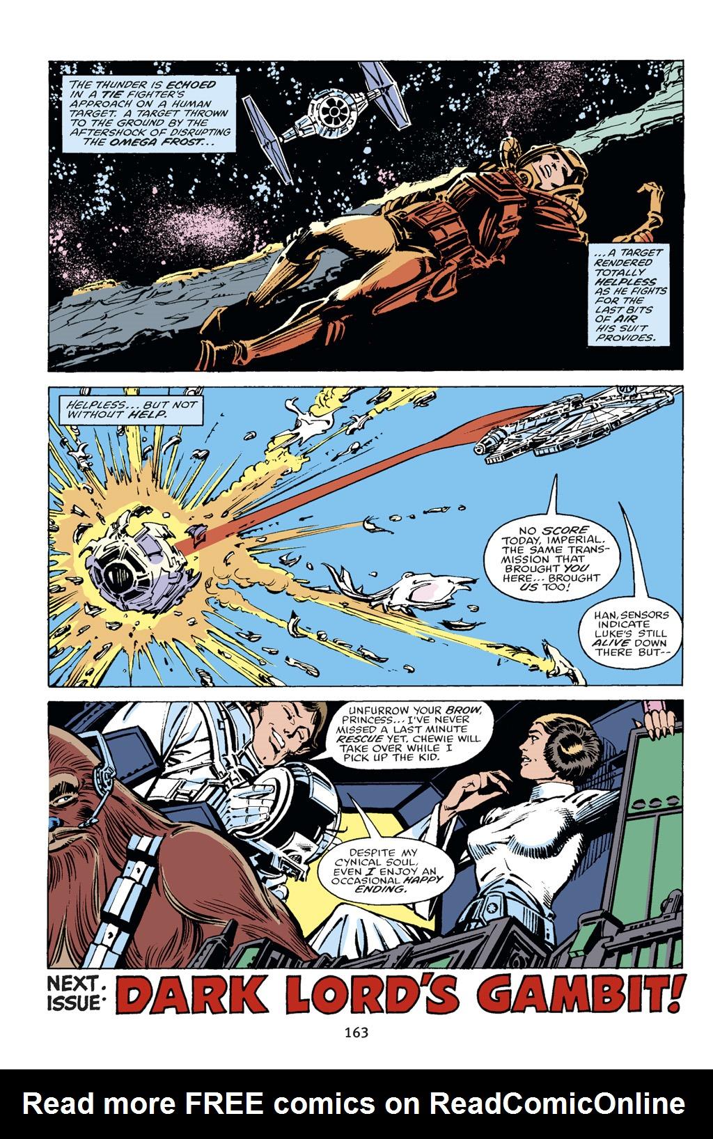 Read online Star Wars Omnibus comic -  Issue # Vol. 14 - 162