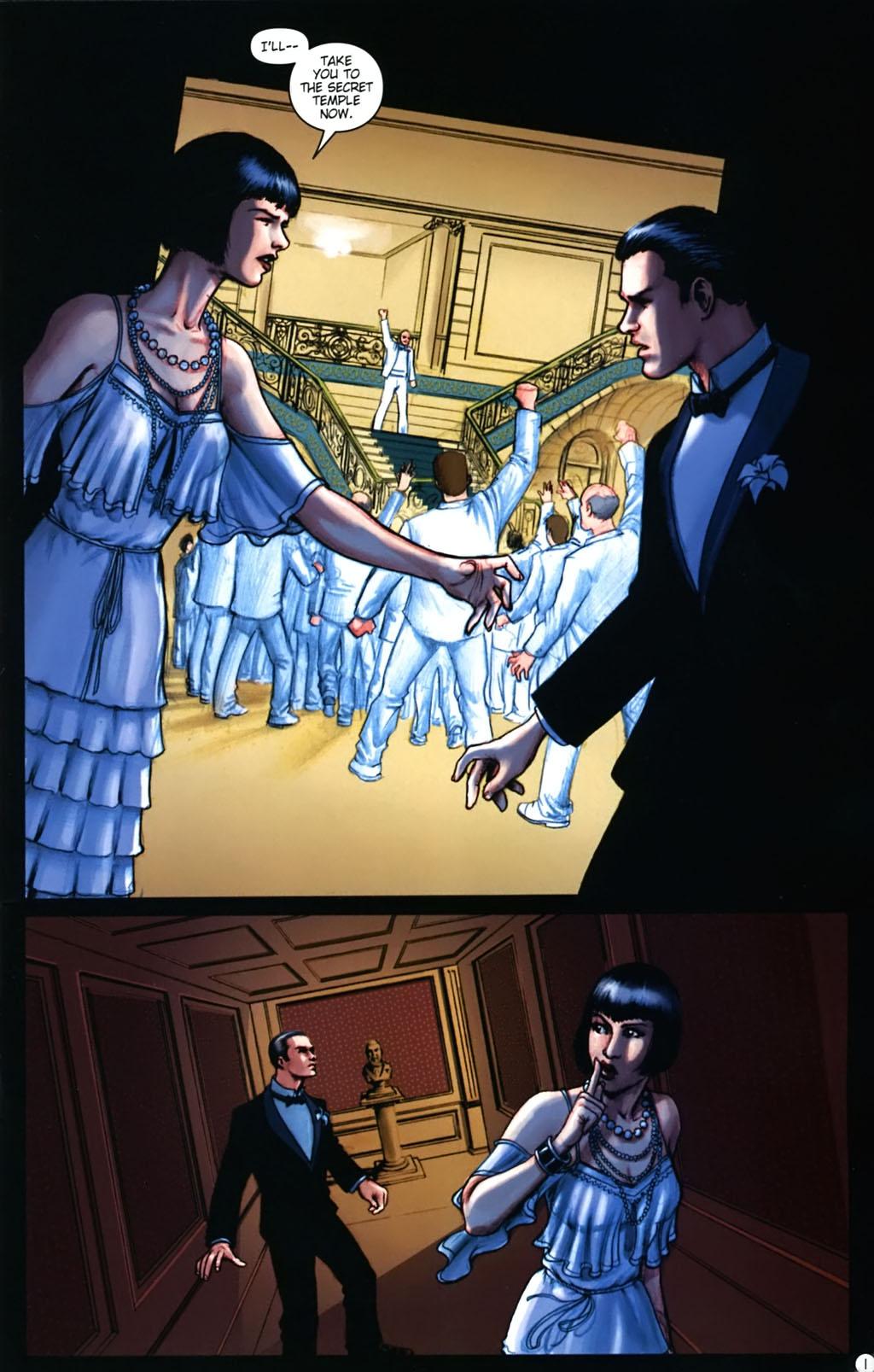 Read online Rex Mundi comic -  Issue #17 - 5
