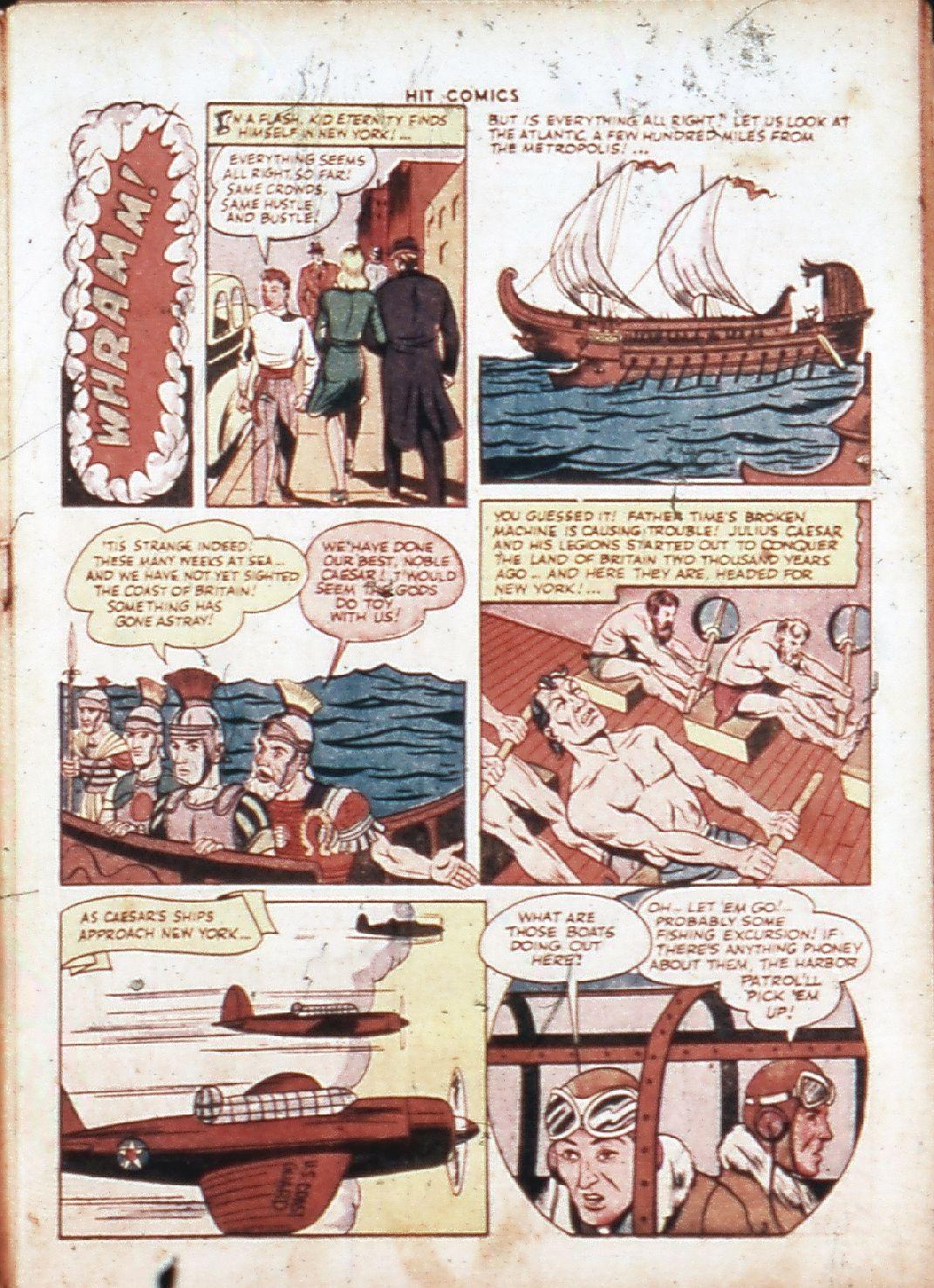 Read online Hit Comics comic -  Issue #30 - 6