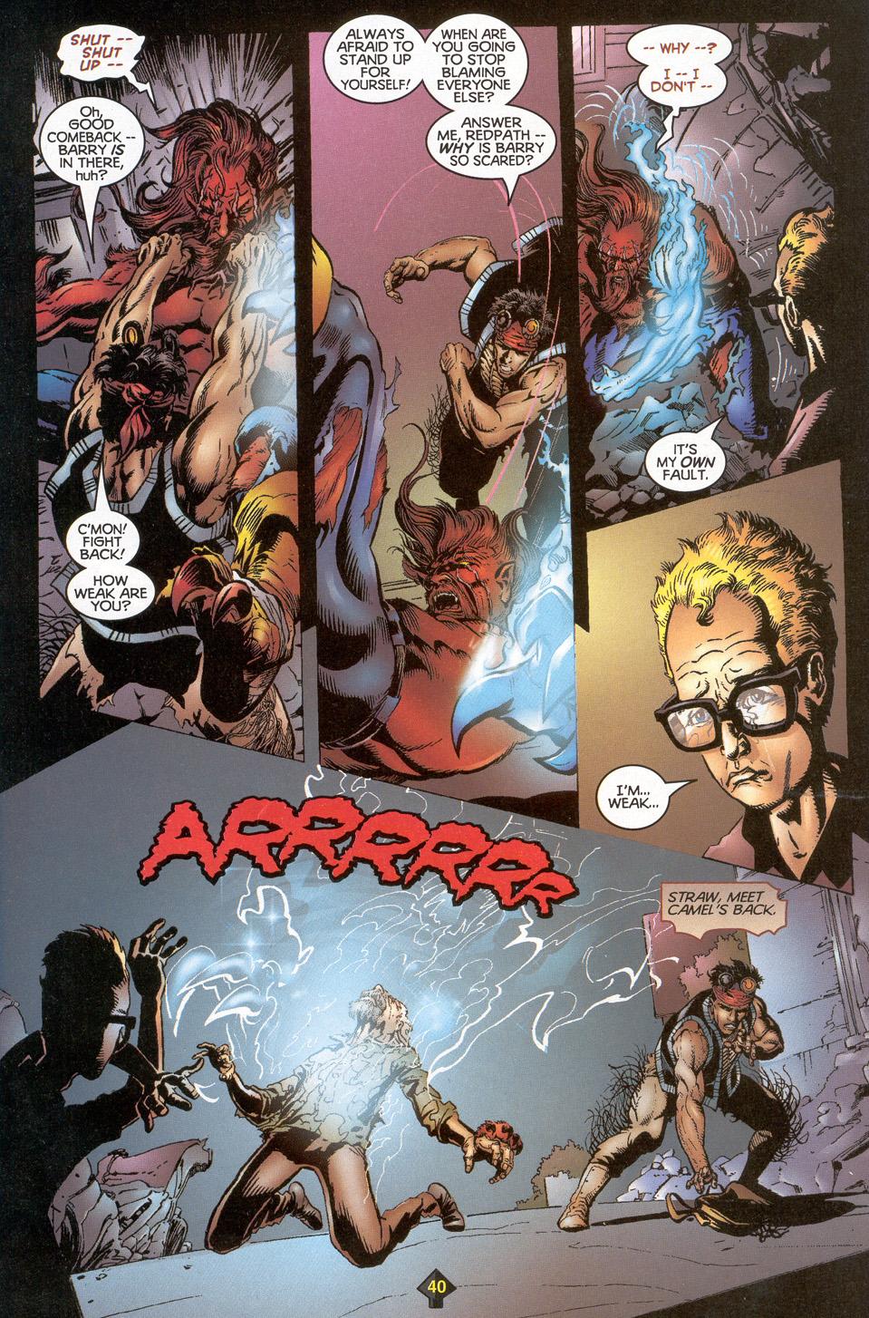 Read online Turok: Redpath comic -  Issue # Full - 38