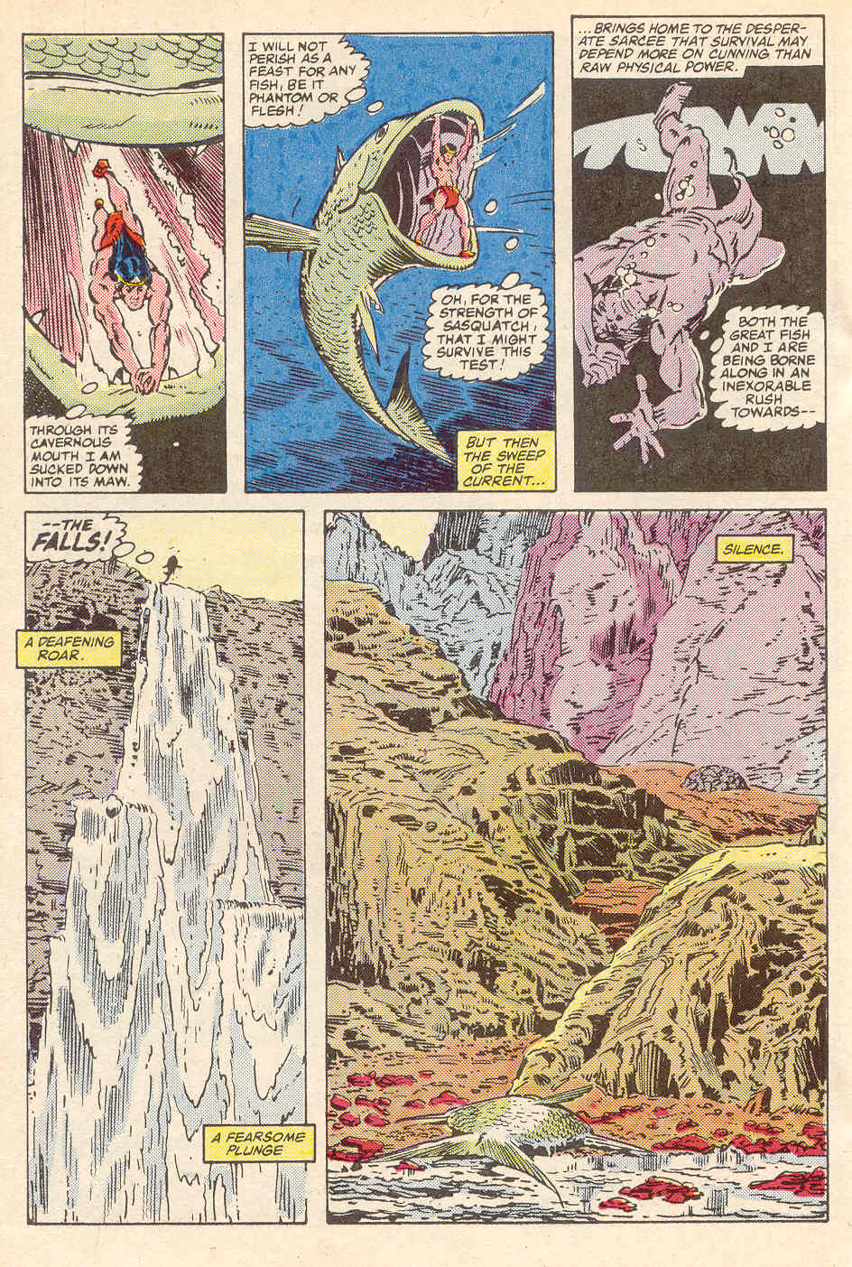 Read online Alpha Flight (1983) comic -  Issue #35 - 15