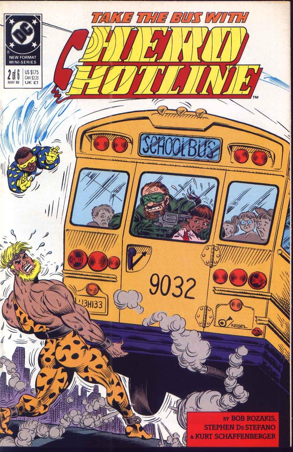 Hero Hotline 2 Page 1