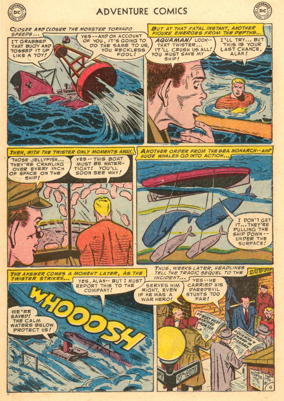 Read online Adventure Comics (1938) comic -  Issue #198 - 20