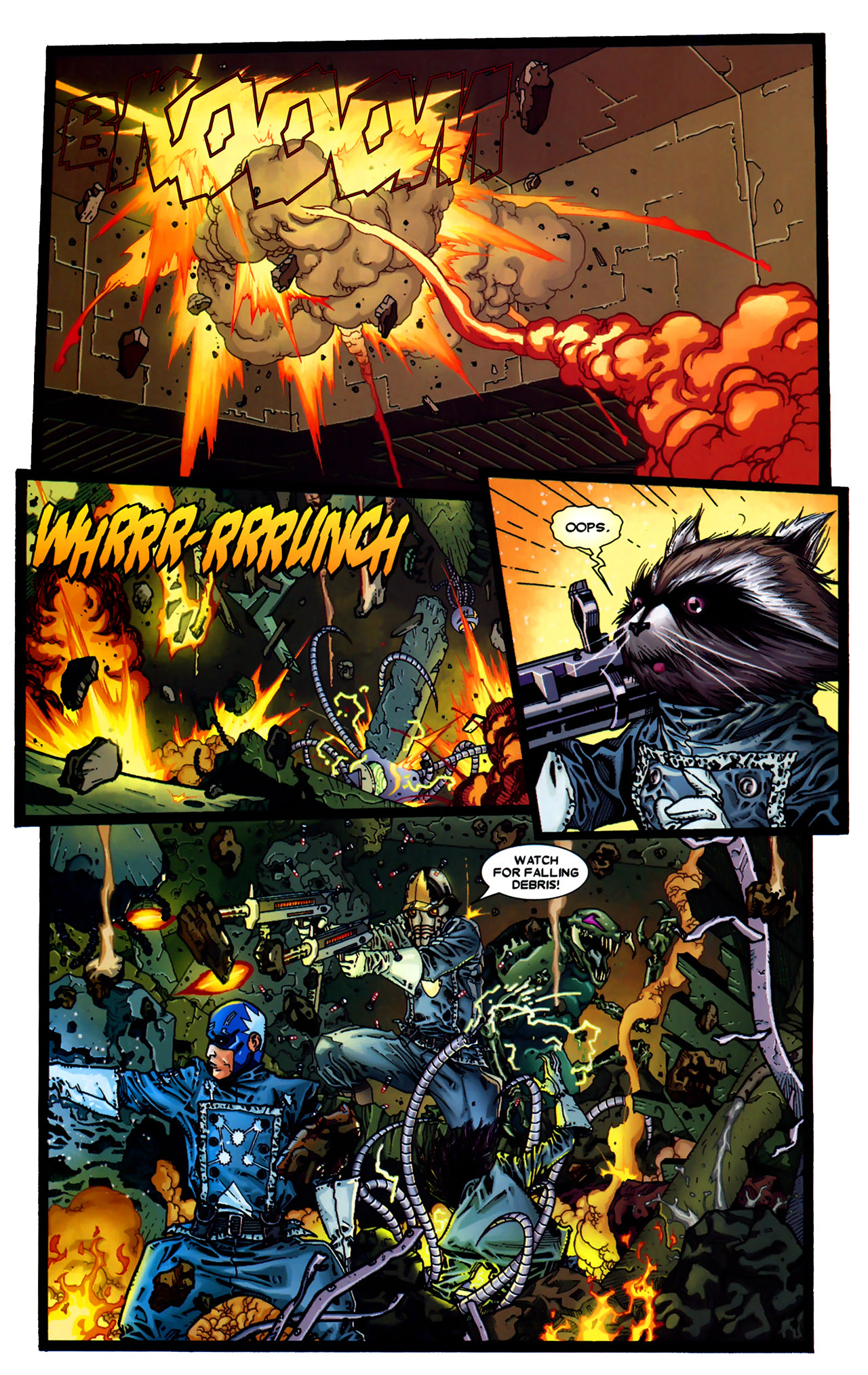 Read online Annihilation: Conquest - Starlord comic -  Issue #2 - 17