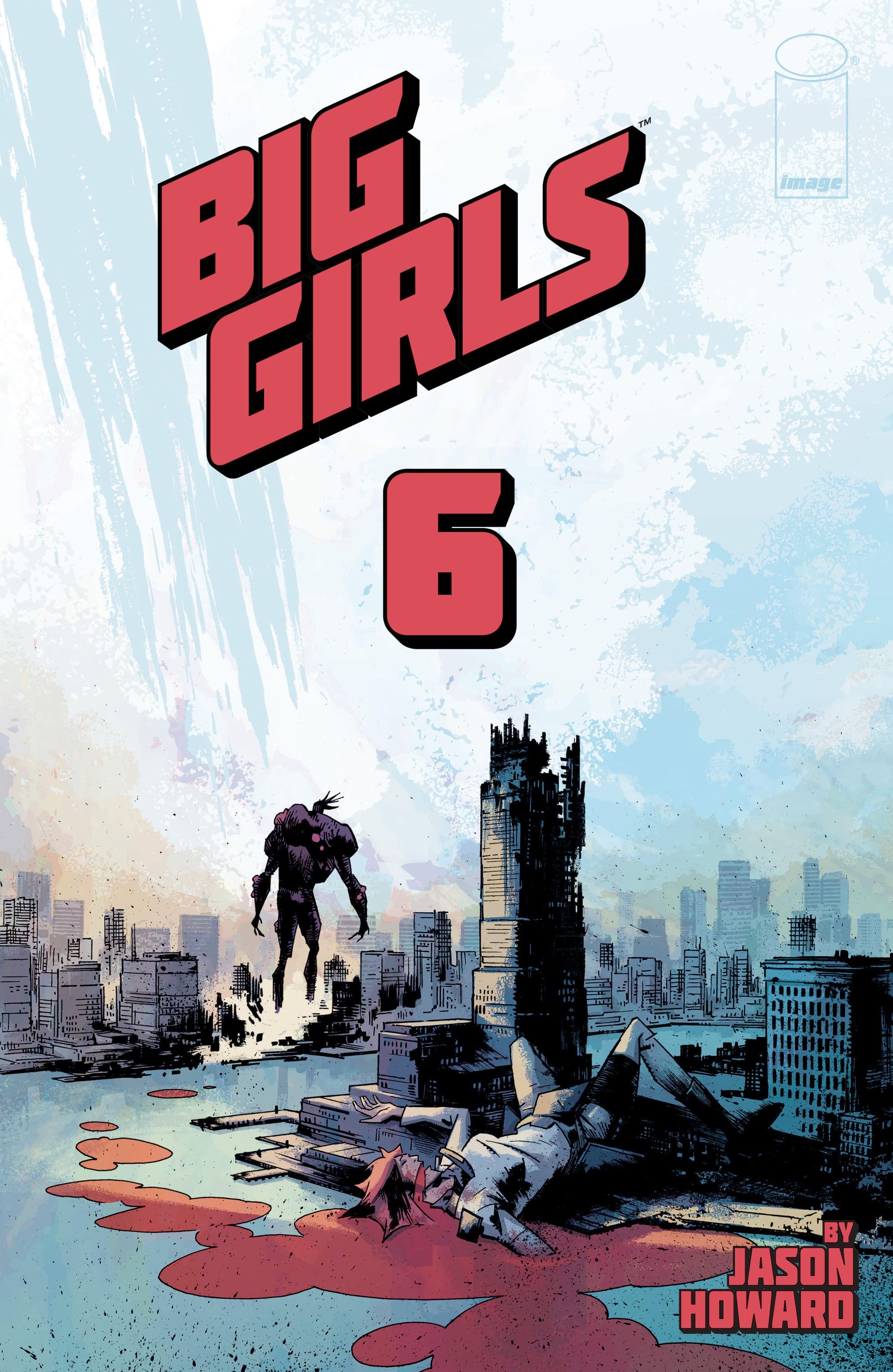 Big Girls 6 Page 1