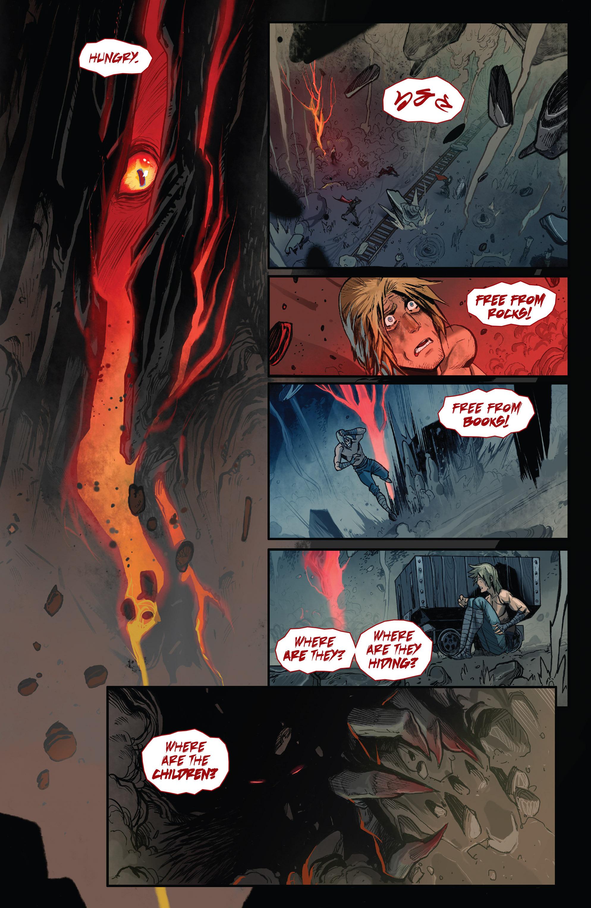 Read online Klaus comic -  Issue #6 - 16