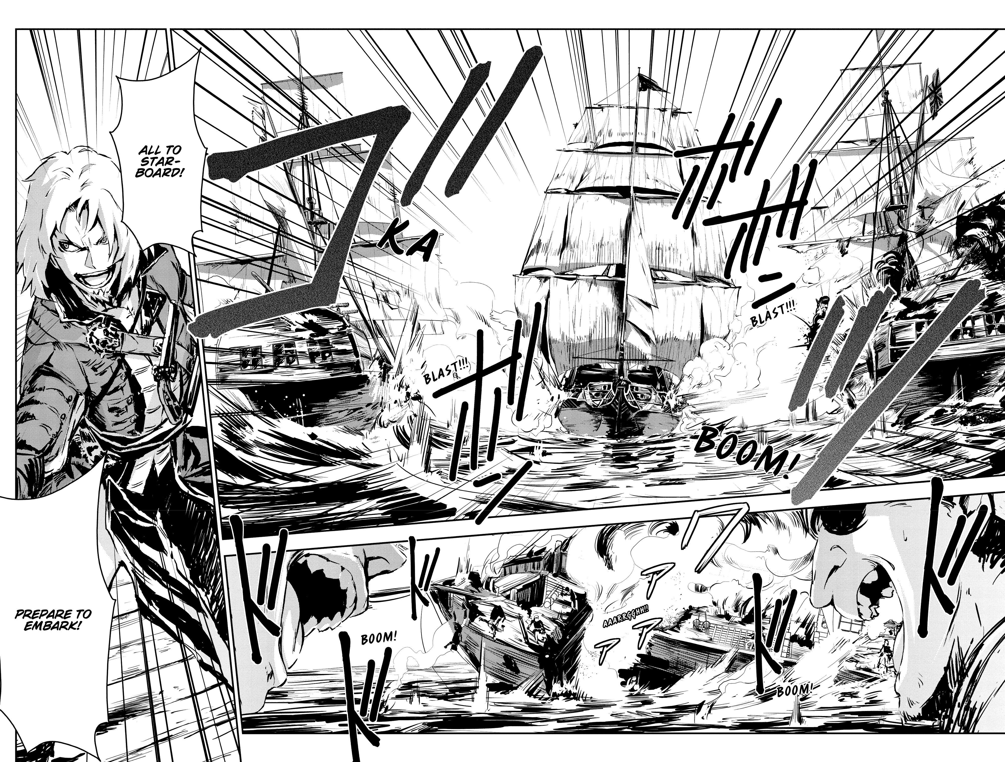 Read online Assassin's Creed: Awakening comic -  Issue #1 - 11