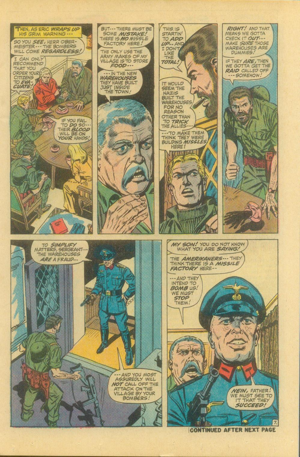 Read online Sgt. Fury comic -  Issue #94 - 11
