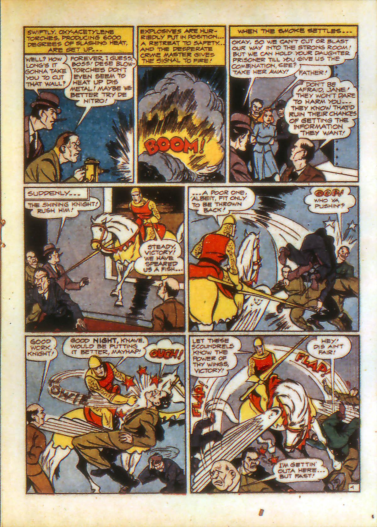 Read online Adventure Comics (1938) comic -  Issue #88 - 23