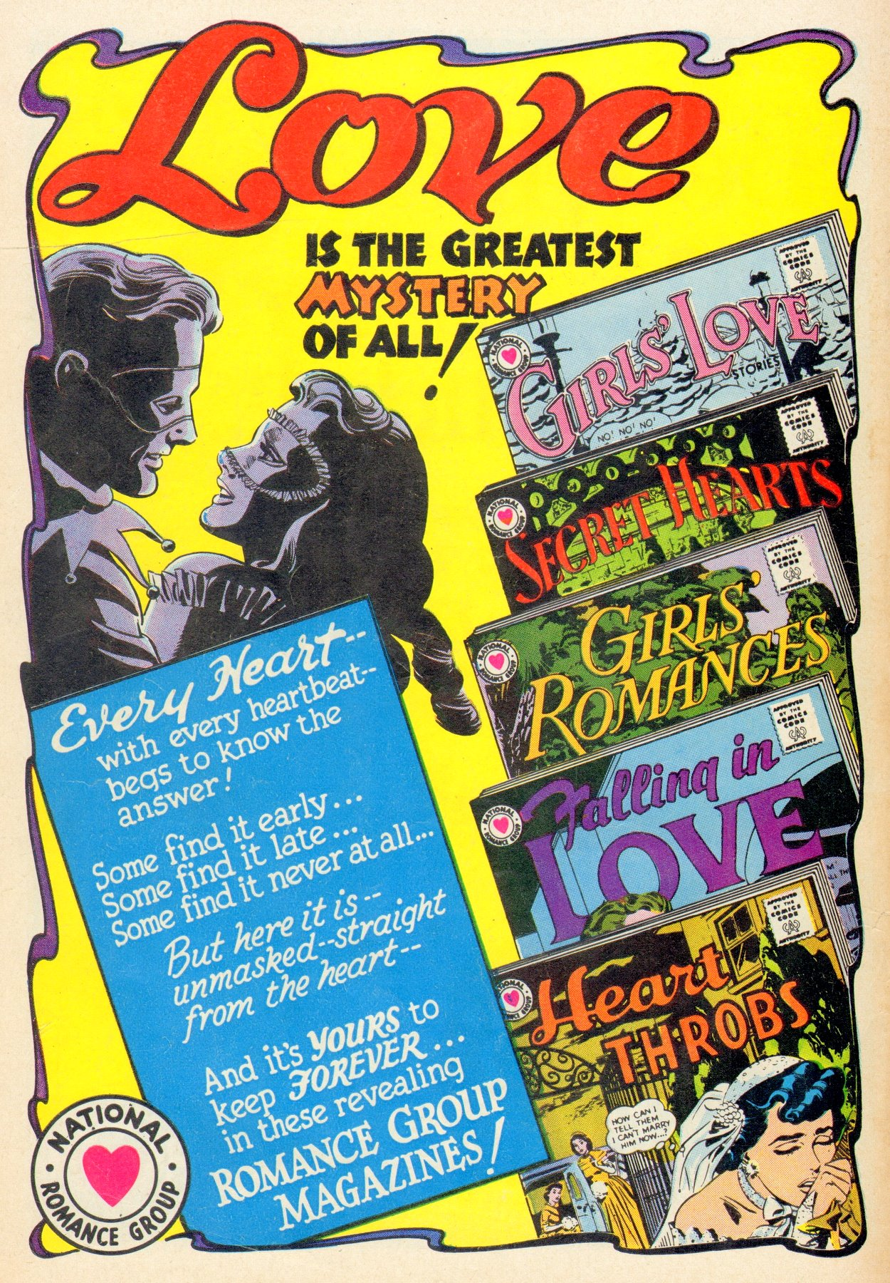 Read online Secret Hearts comic -  Issue #70 - 36