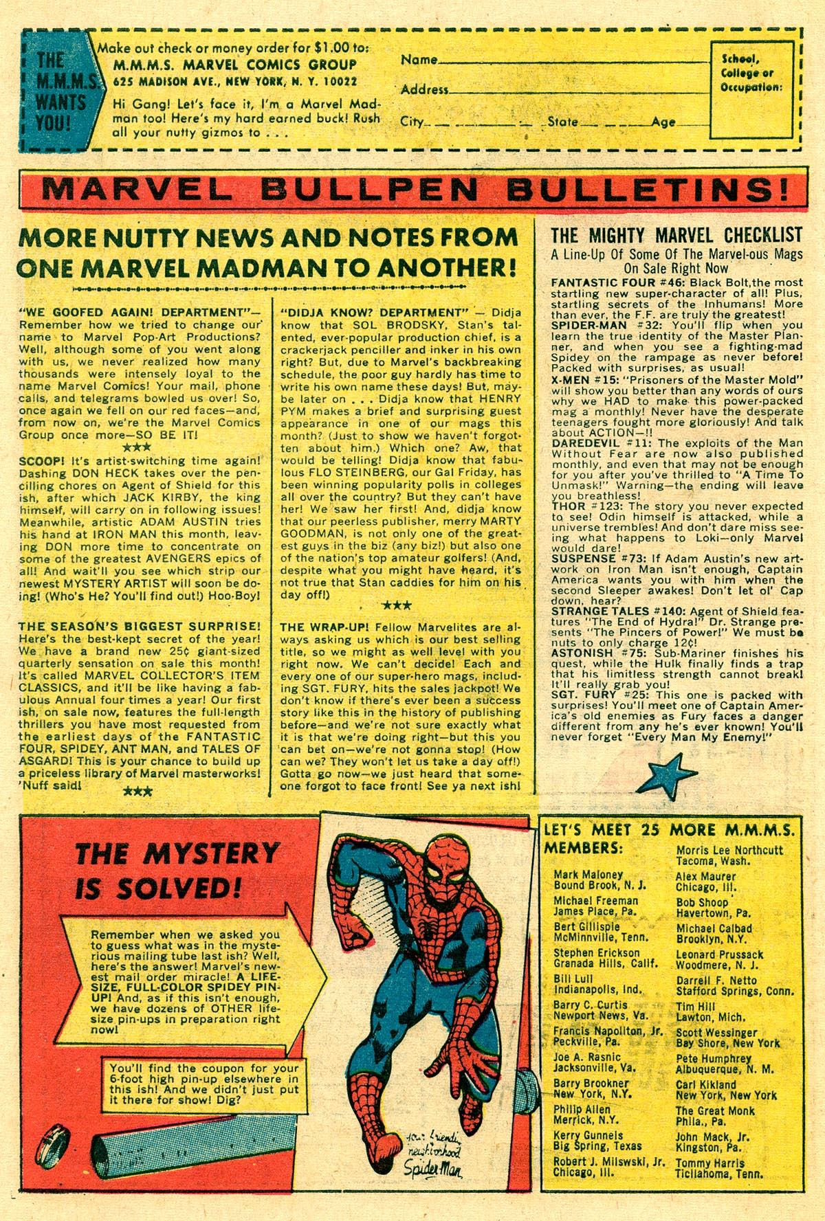The Avengers (1963) 23 Page 29