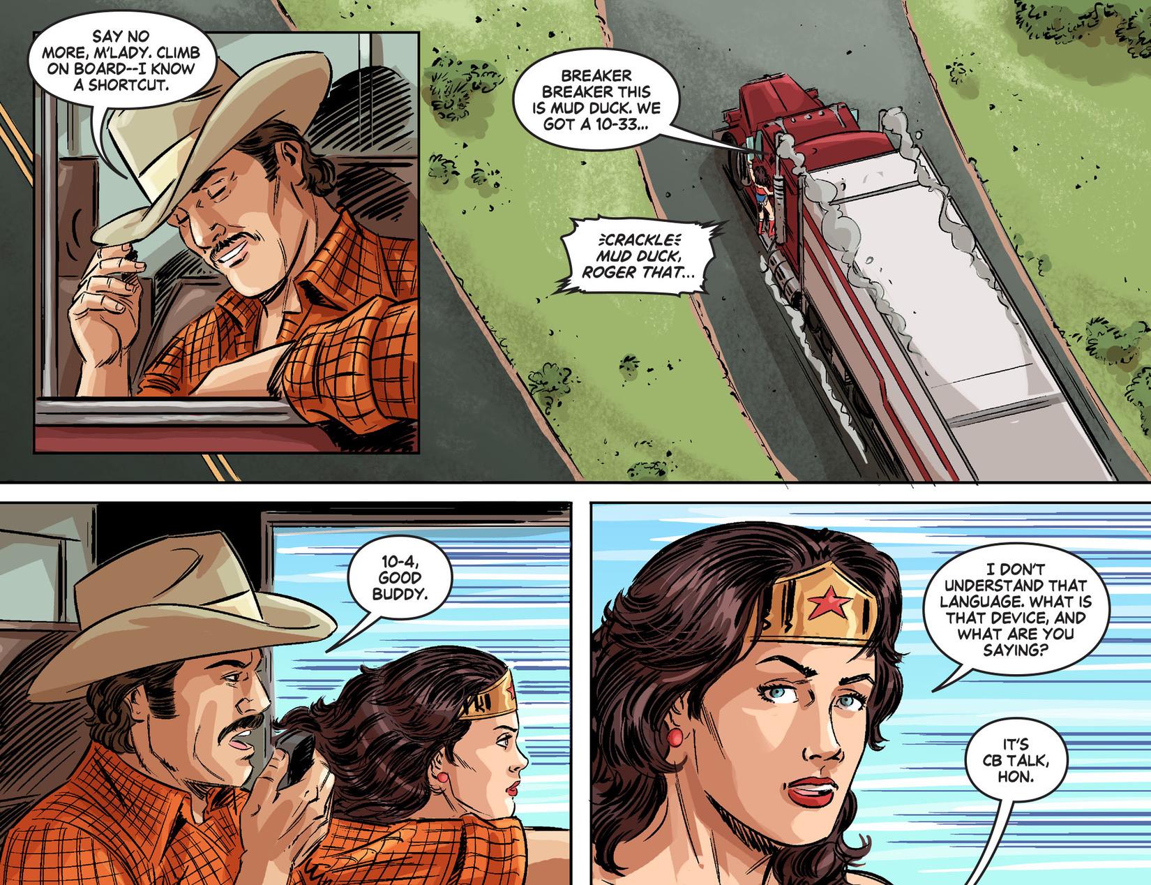 Read online Wonder Woman '77 [I] comic -  Issue #24 - 8