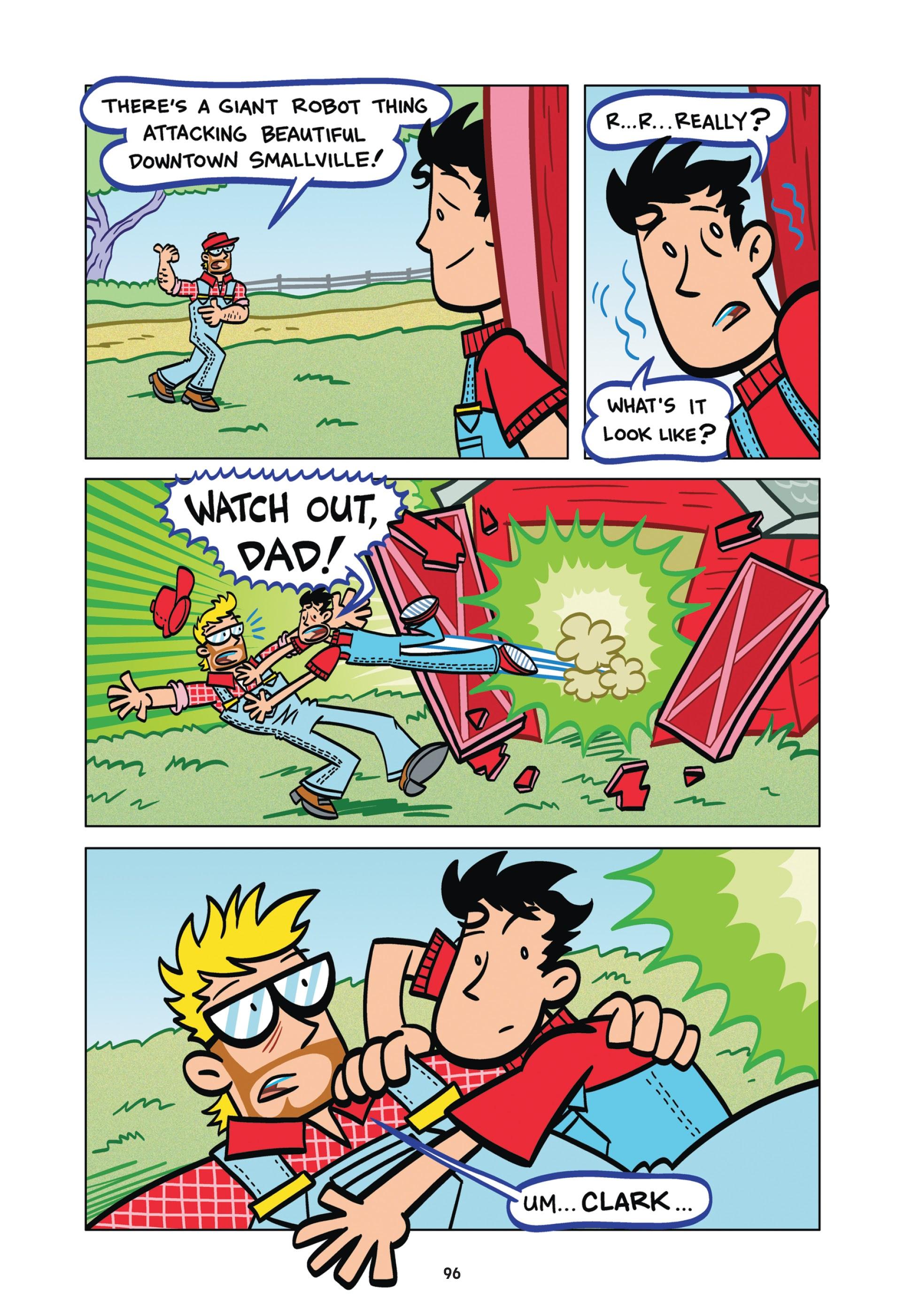 Superman of Smallville #TPB #1 - English 95