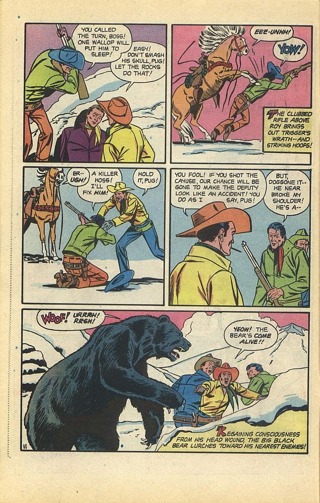 Read online Roy Rogers comic -  Issue #1 - 14