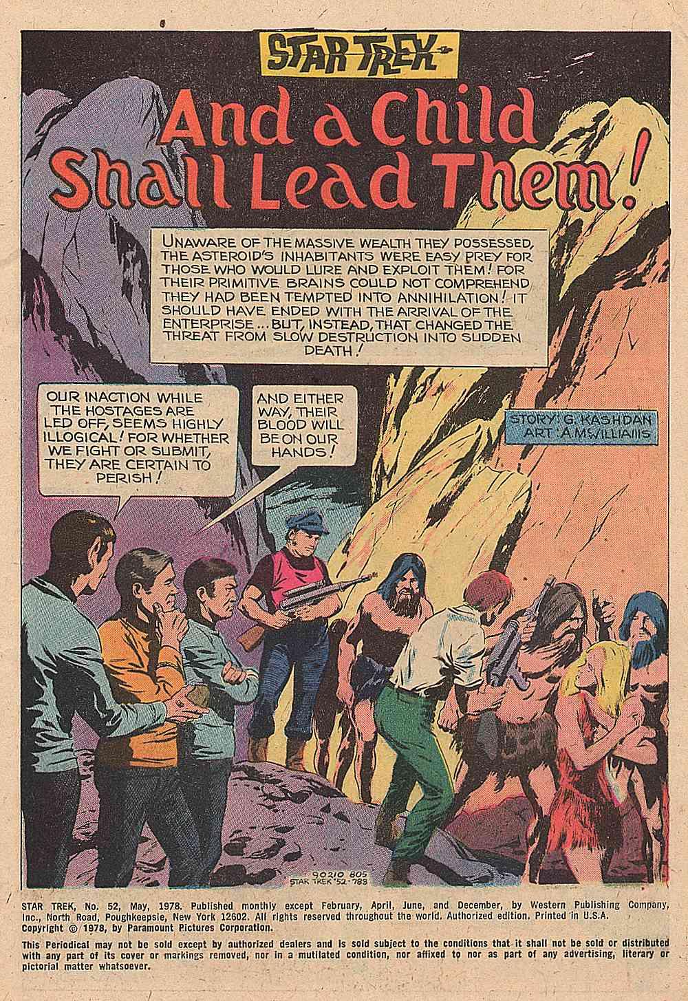 Star Trek (1967) issue 52 - Page 2