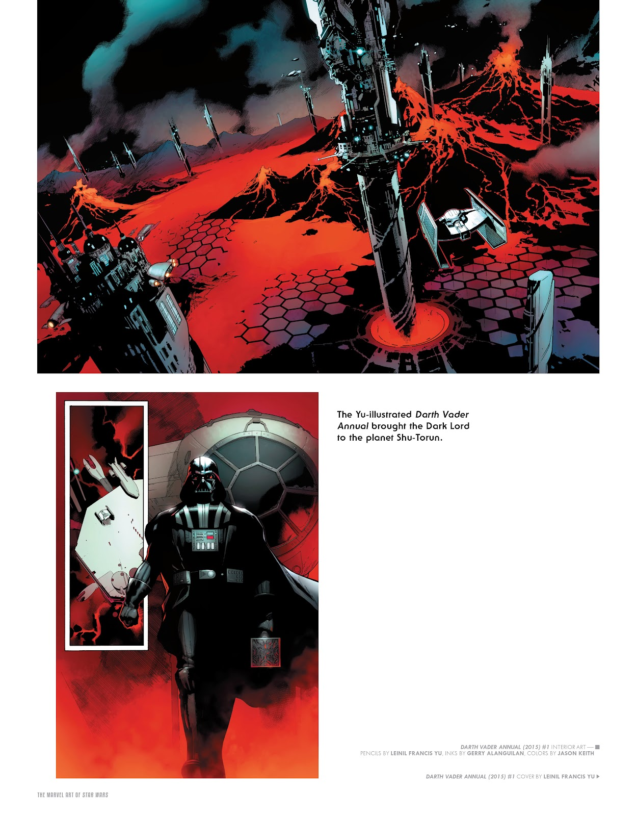 Read online The Marvel Art of Star Wars comic -  Issue # TPB (Part 1) - 97