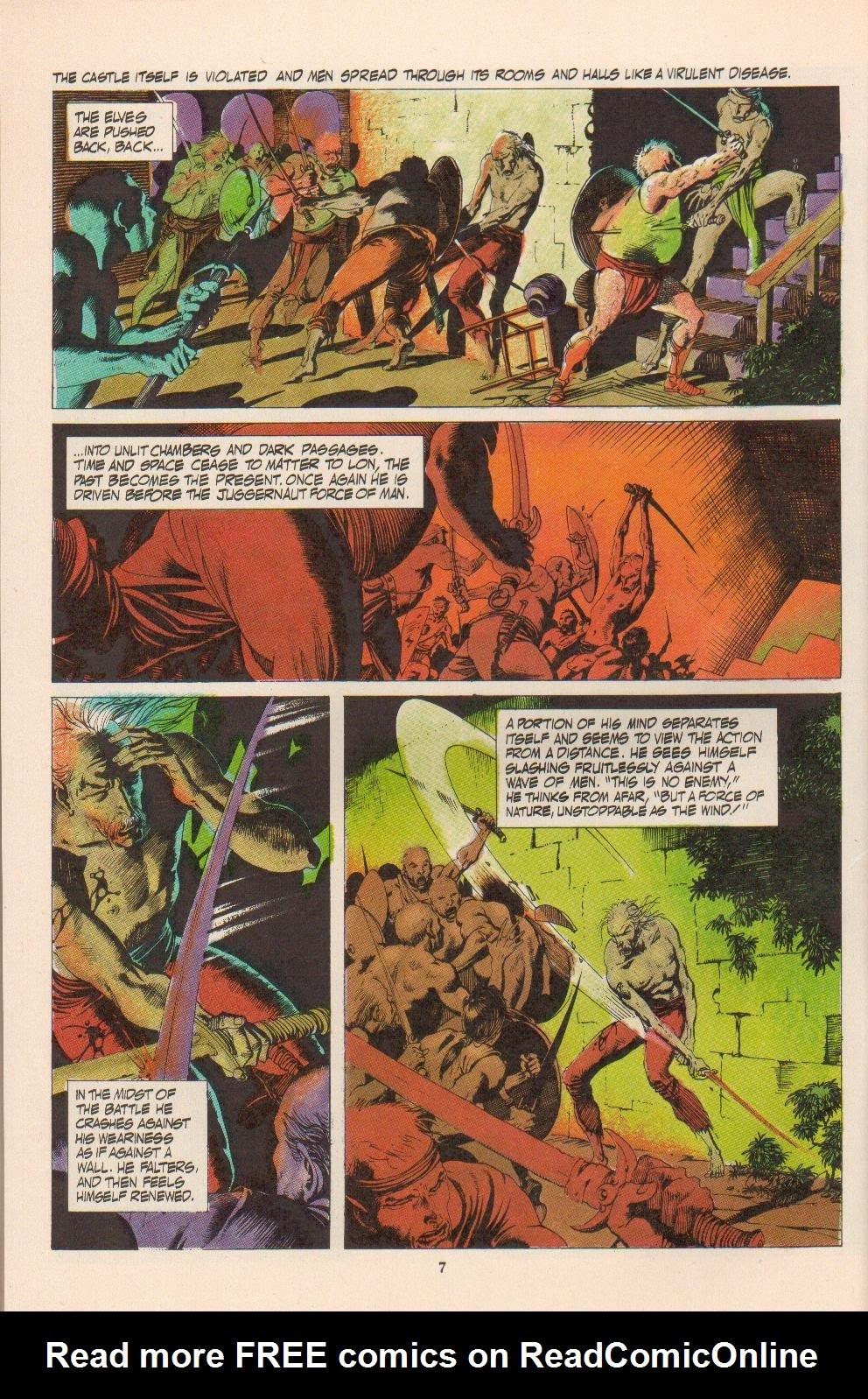 Read online Dalgoda comic -  Issue #5 - 32