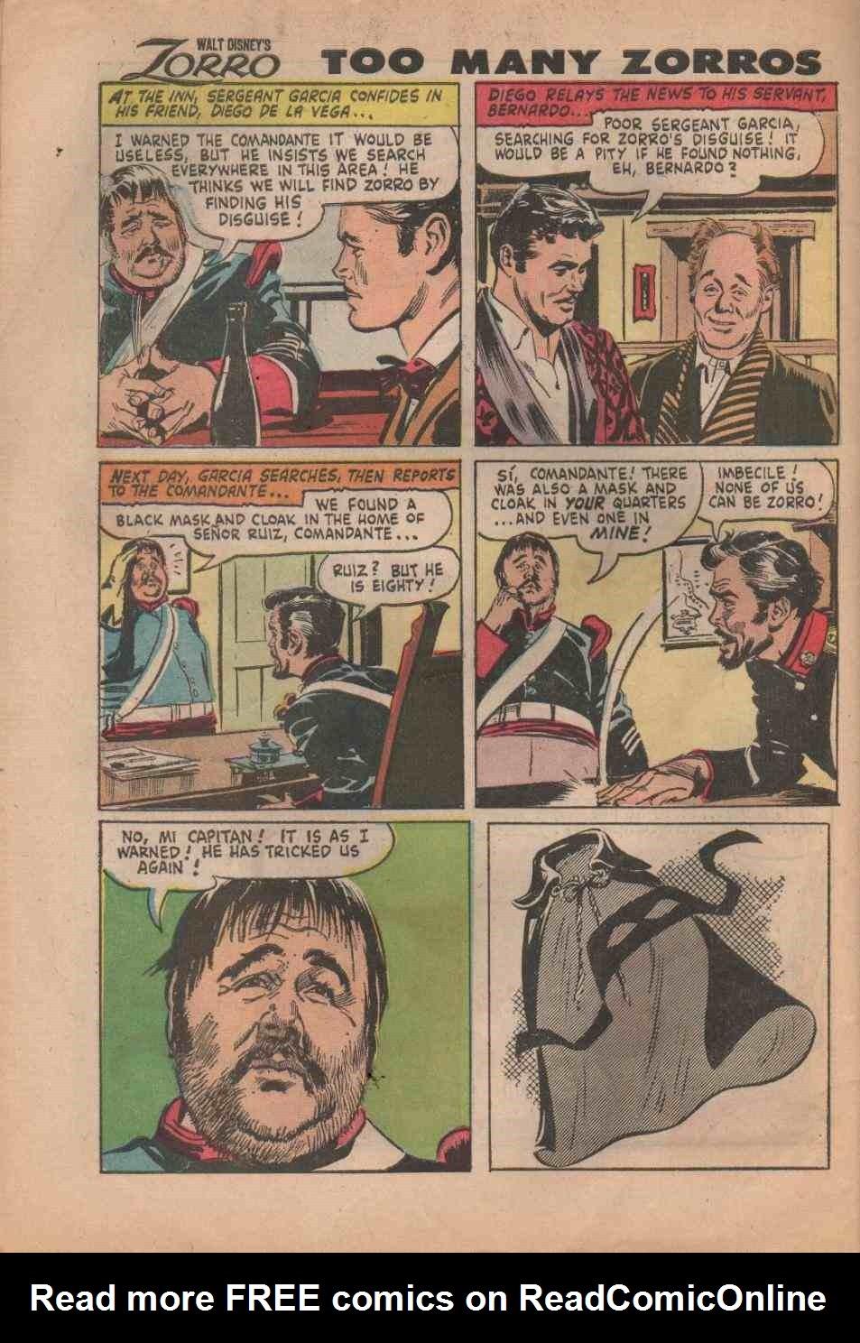 Zorro (1966) issue 6 - Page 34