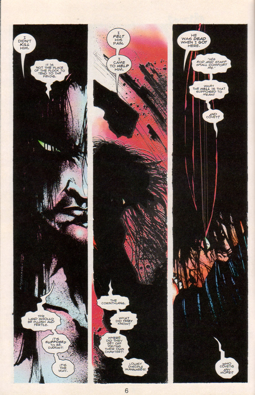 Read online Hellshock comic -  Issue #2 - 8