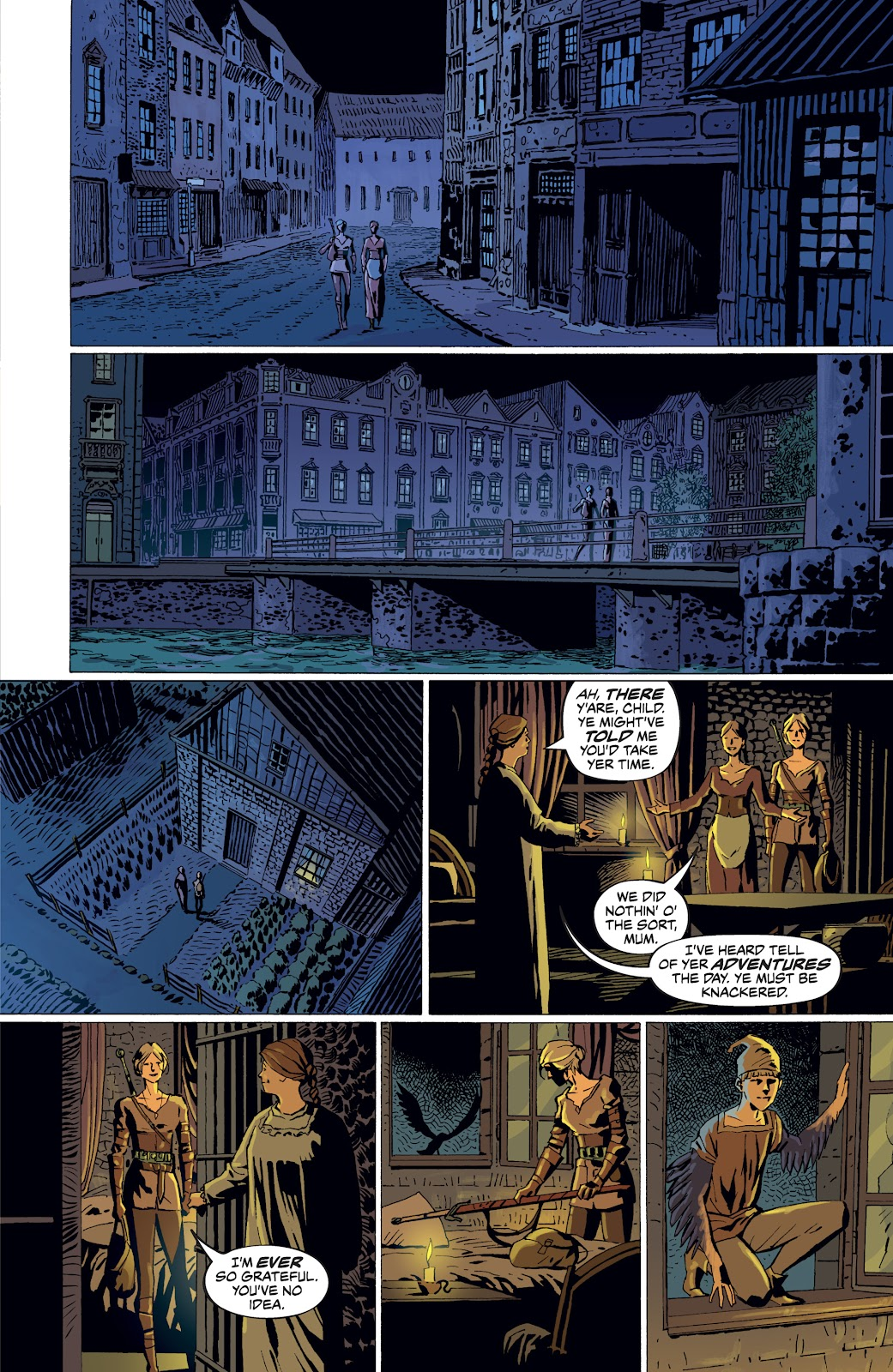 Read online The Witcher Omnibus comic -  Issue # TPB (Part 4) - 76