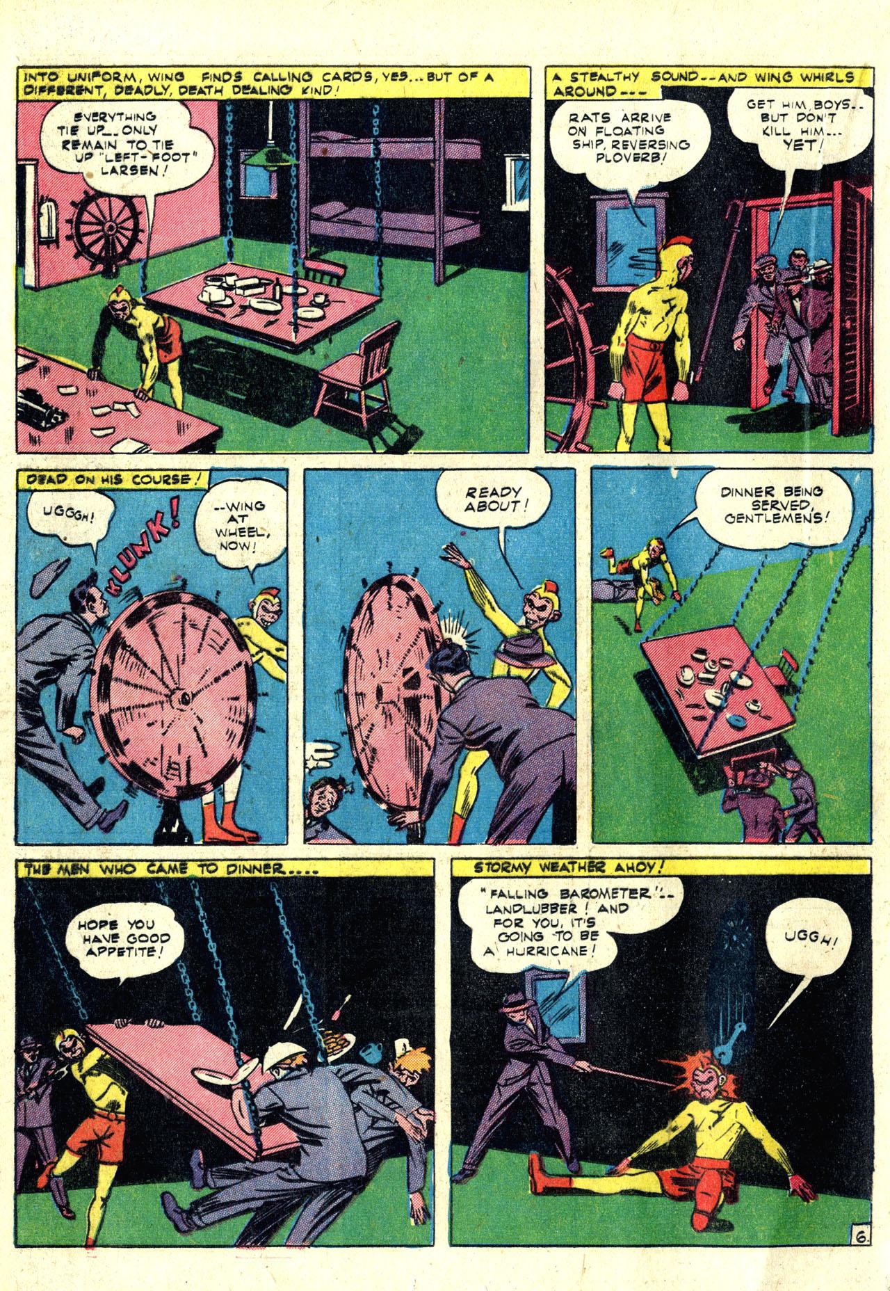 Read online Detective Comics (1937) comic -  Issue #78 - 30