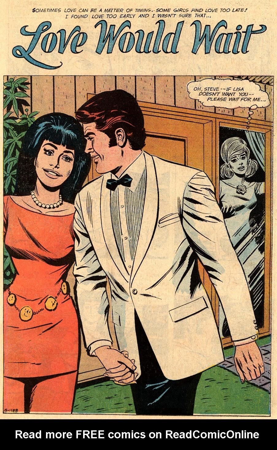 Read online Secret Hearts comic -  Issue #150 - 15