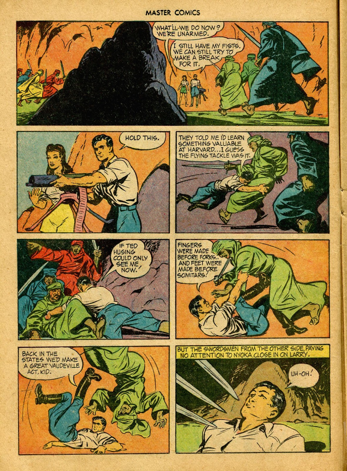 Master Comics issue 52 - Page 18