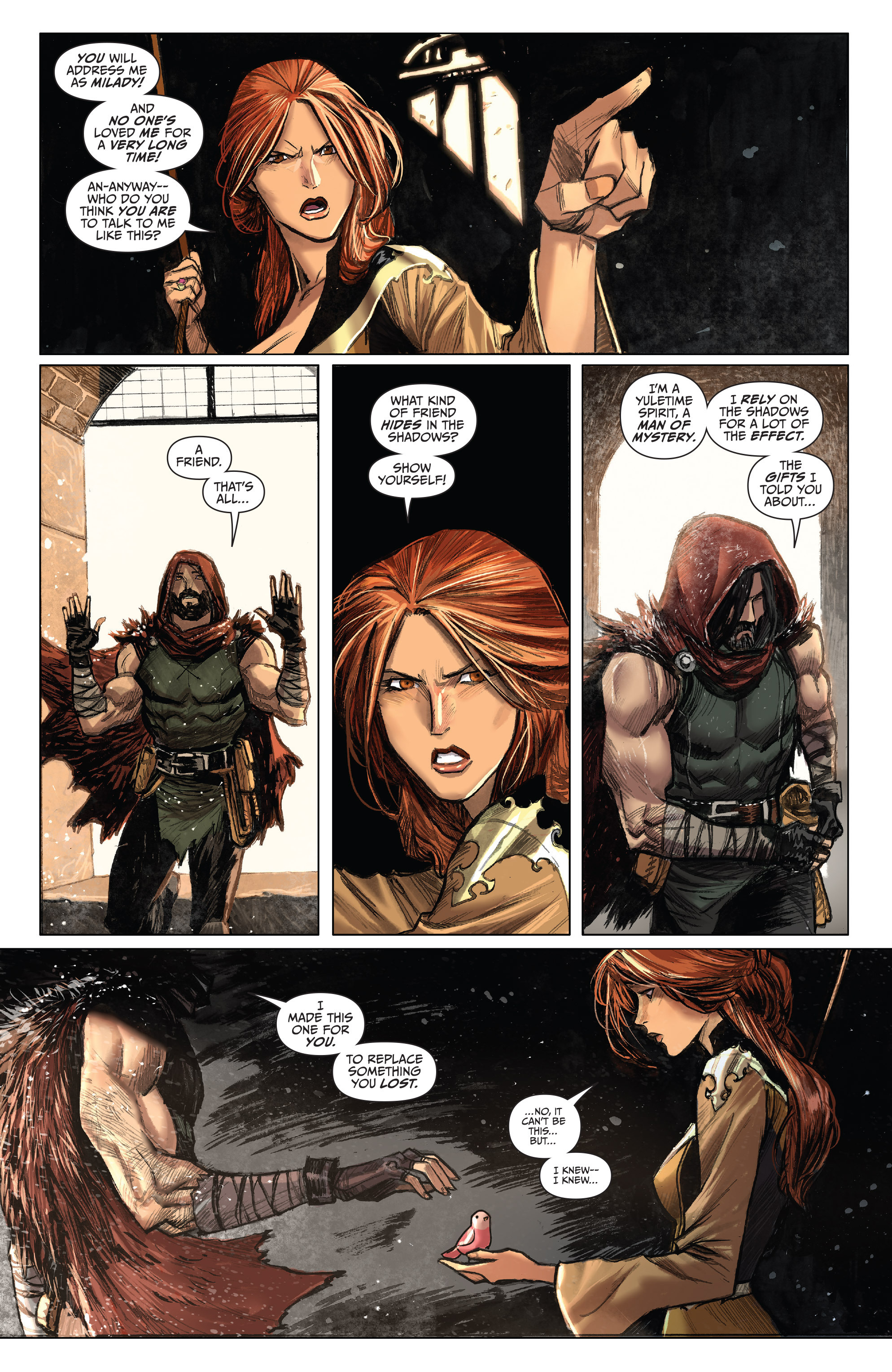 Read online Klaus comic -  Issue #4 - 10