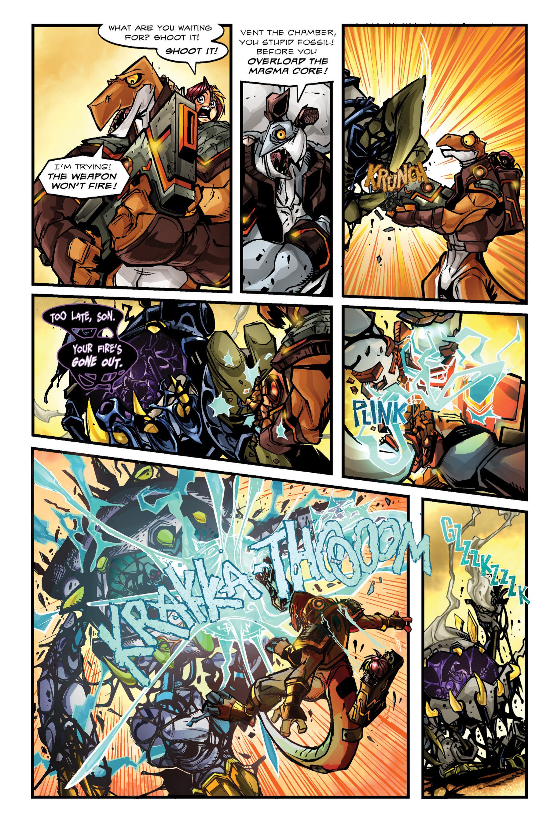 Read online Rexodus comic -  Issue # Full - 53