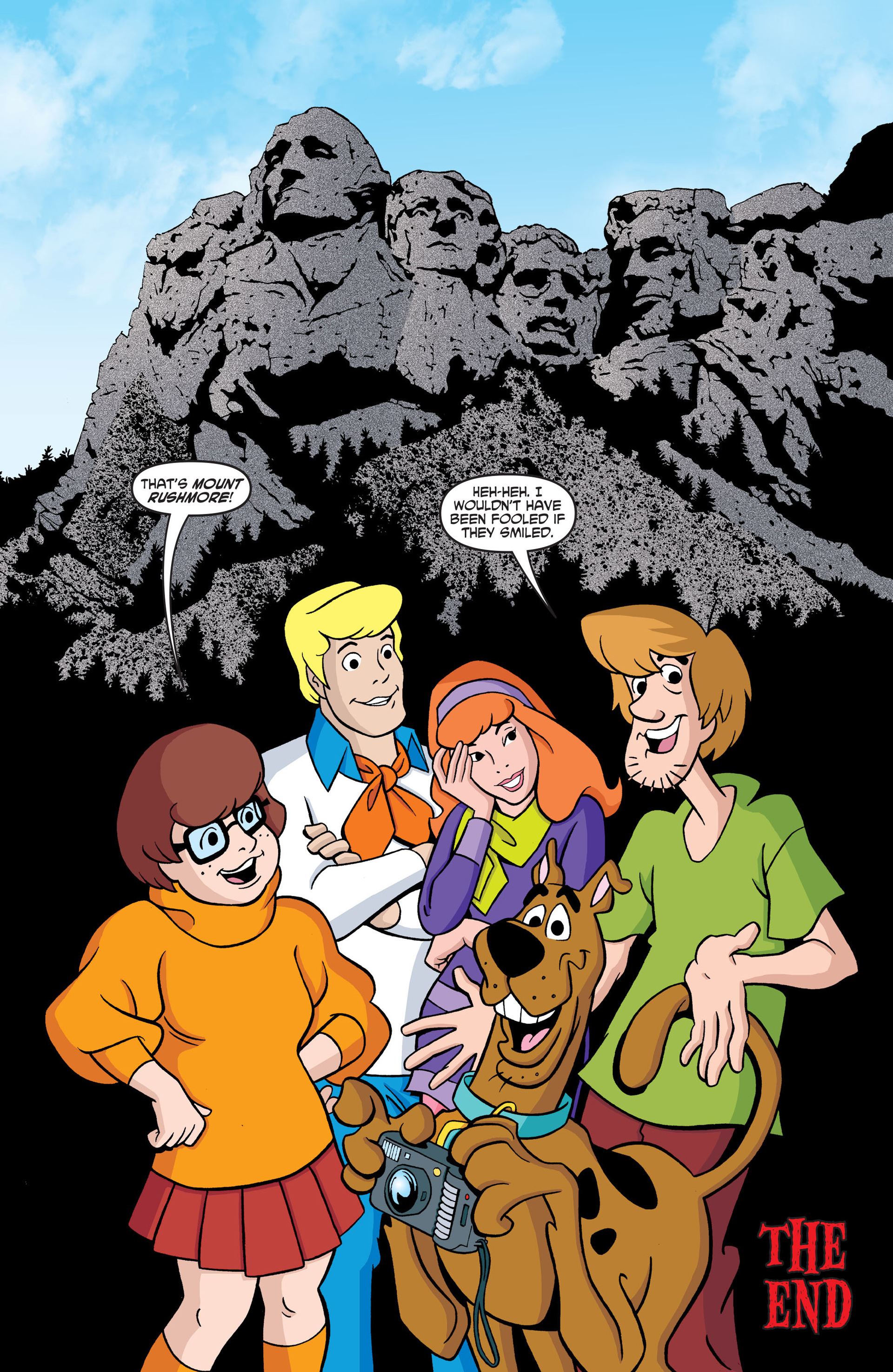 Read online Scooby-Doo: Where Are You? comic -  Issue #41 - 15