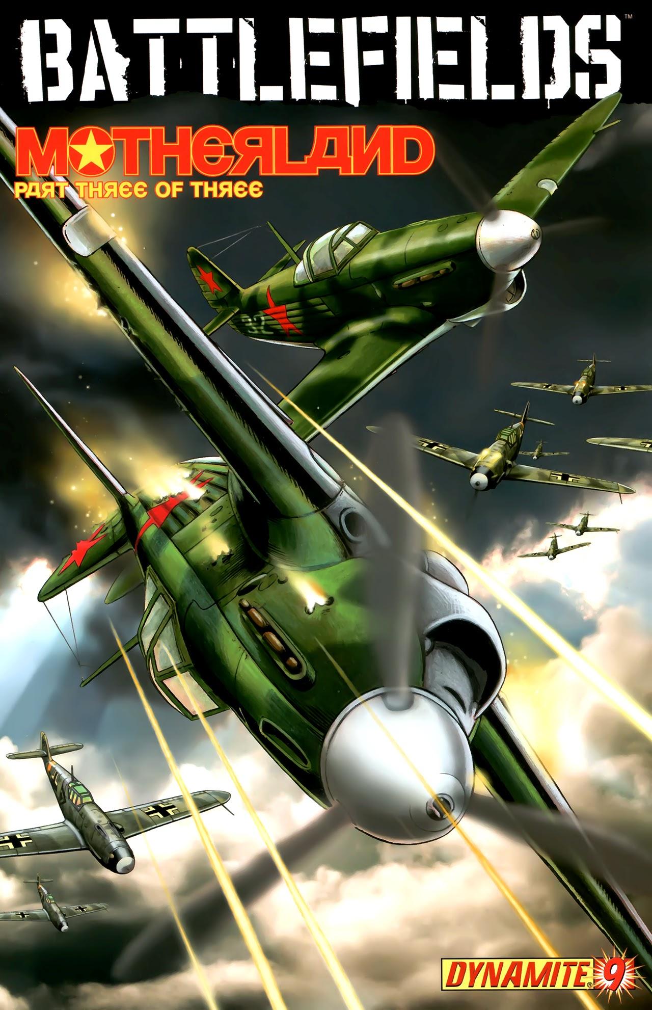 Battlefields (2010) 9 Page 1
