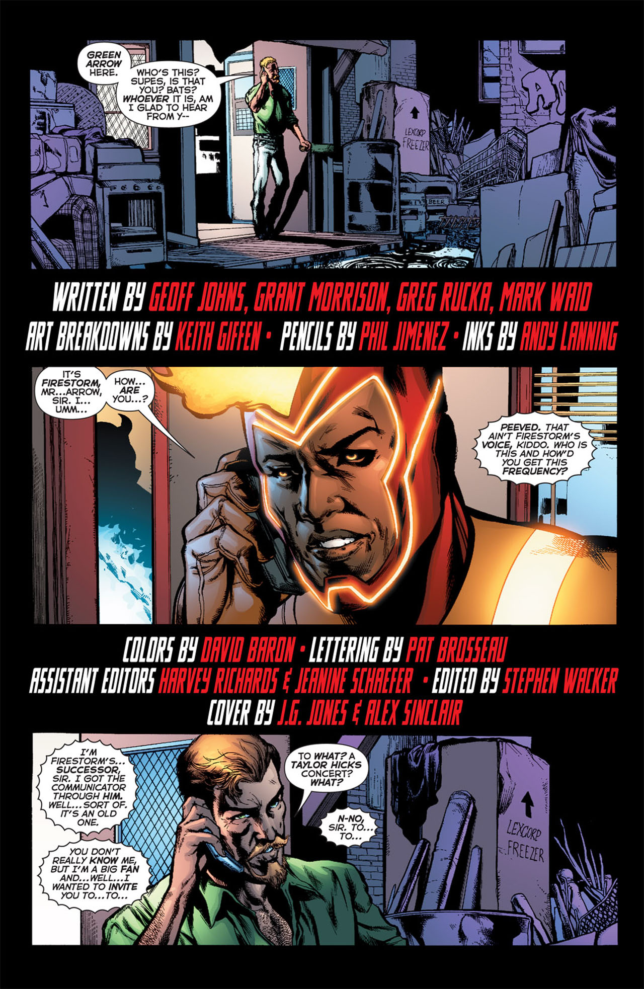 Read online 52 comic -  Issue #24 - 4