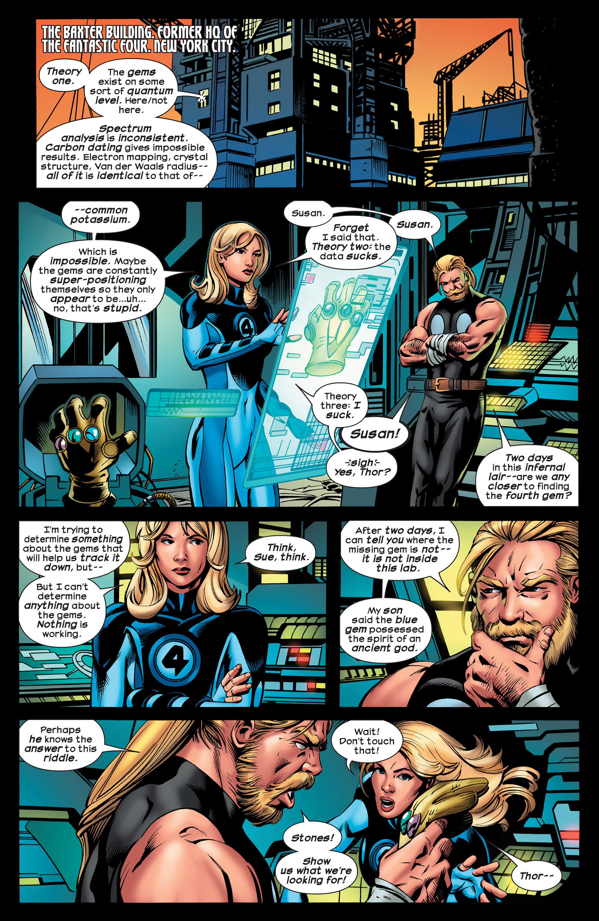 Read online Ultimate Comics Ultimates comic -  Issue #20 - 9