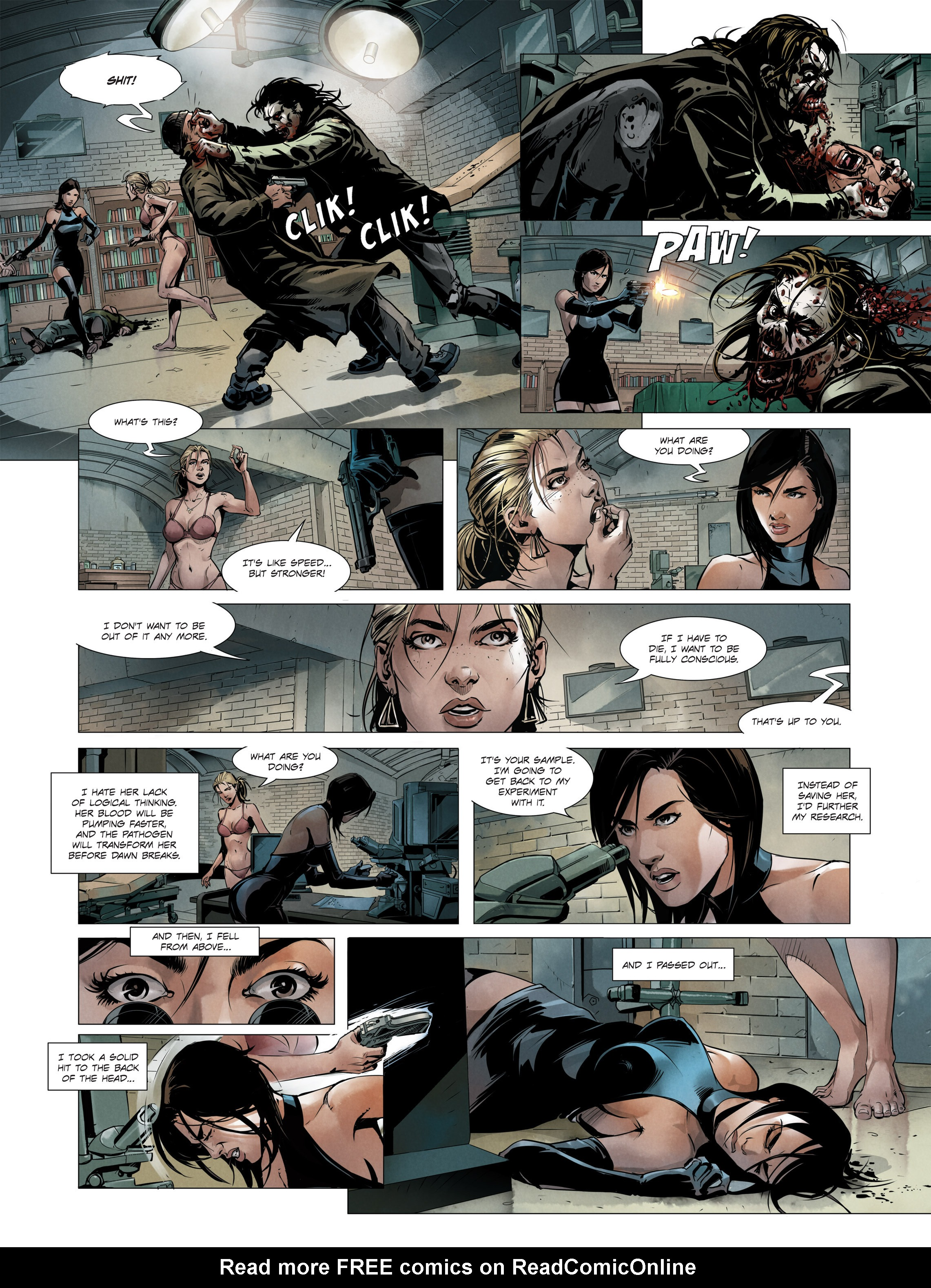 Read online Alice Matheson comic -  Issue #3 - 41