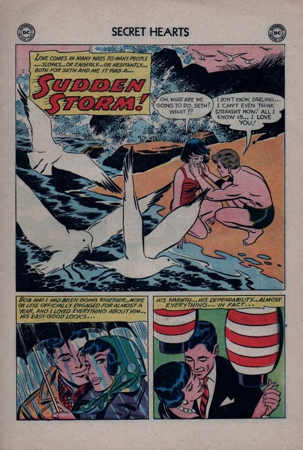 Read online Secret Hearts comic -  Issue #79 - 11